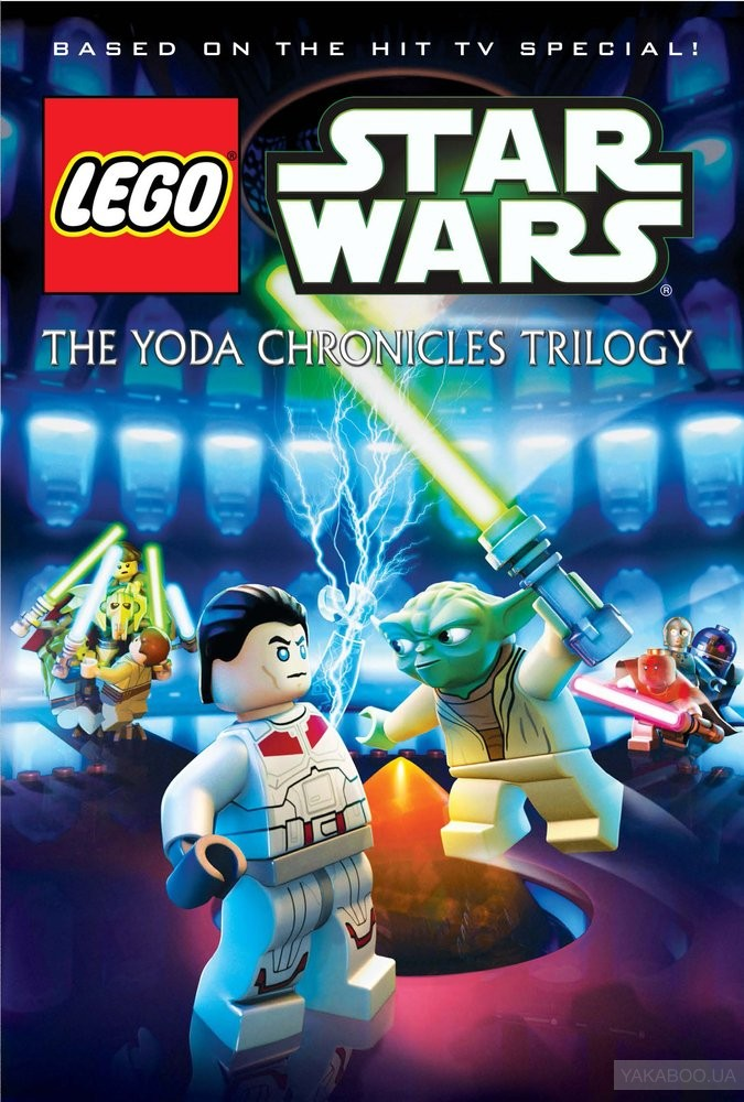 Lego Star Wars: the Yoda Chronicles Trilogy фото