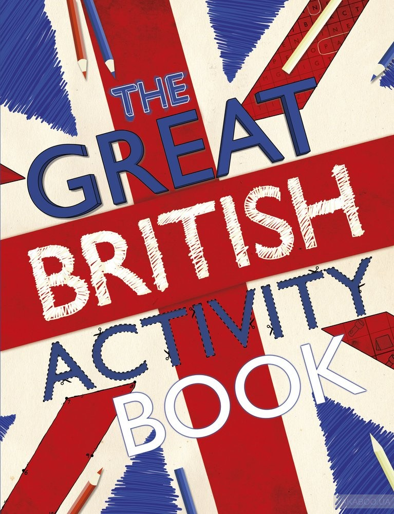 The Great British Activity Book фото