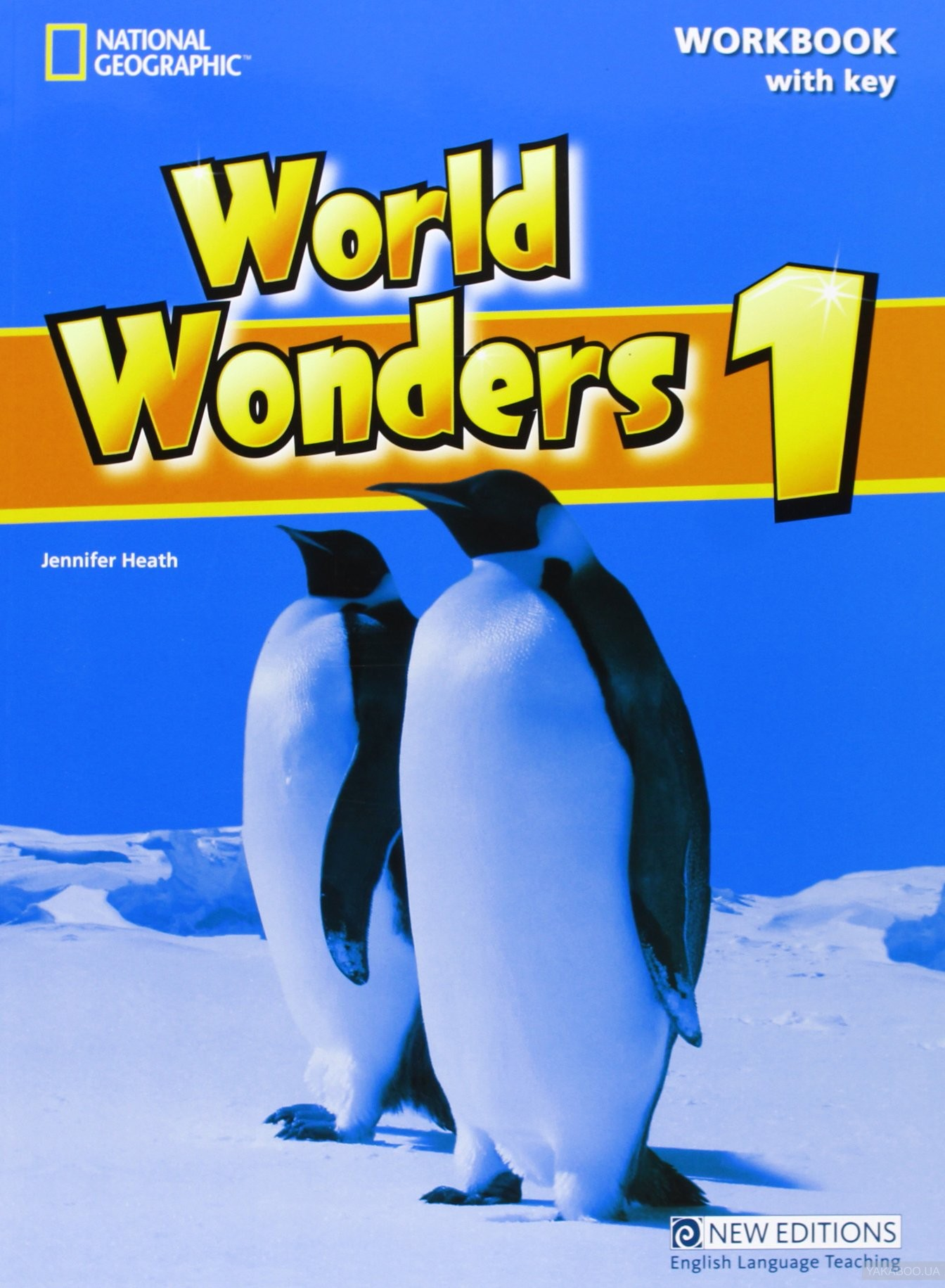 World Wonders 1. Workbook with Key фото