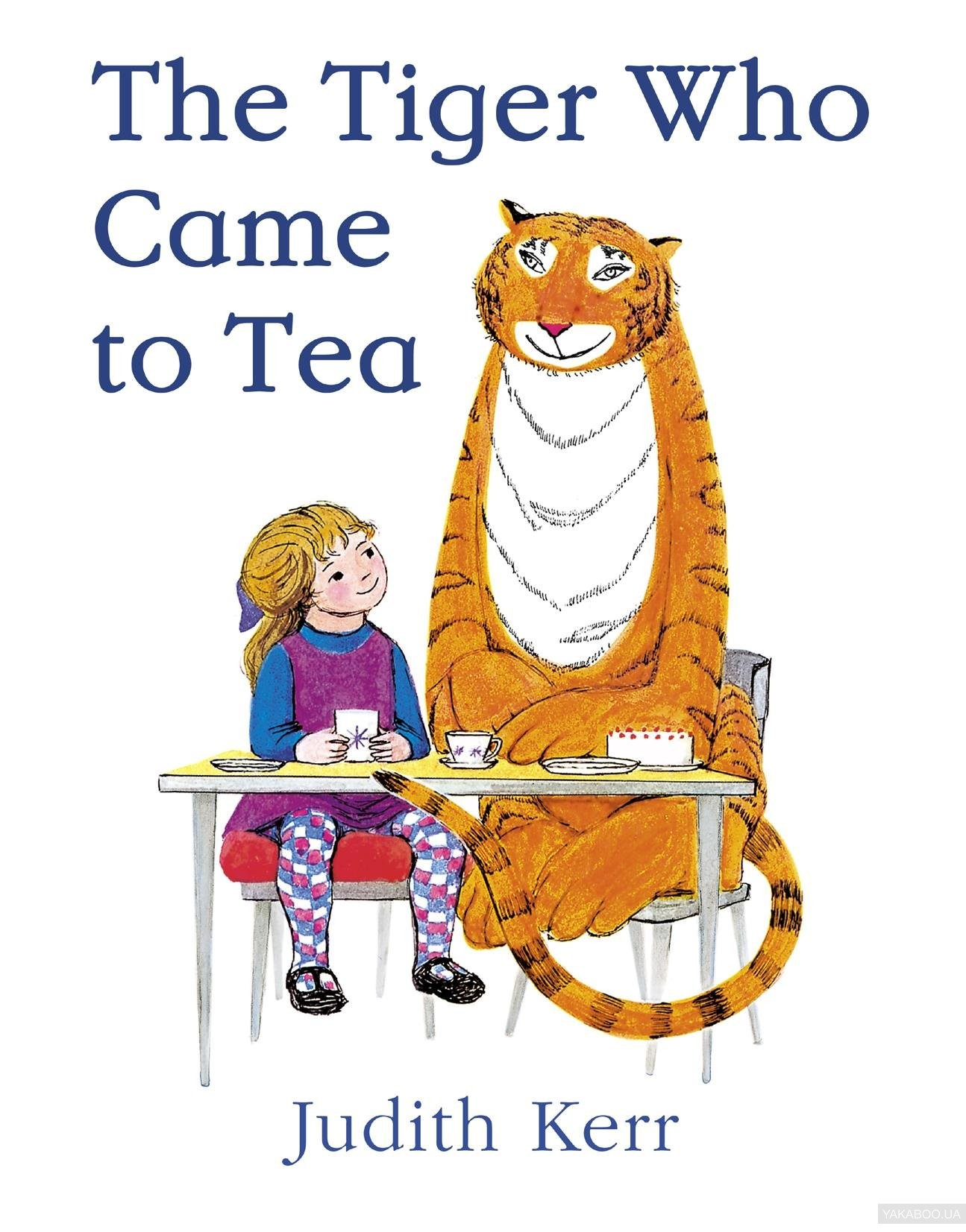 The Tiger Who Came to Tea фото