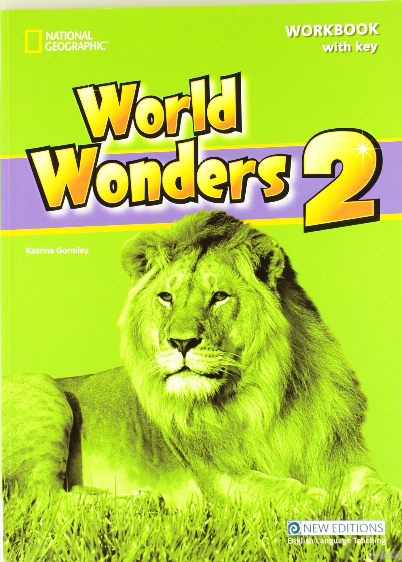 World Wonders 2. Workbook with Key