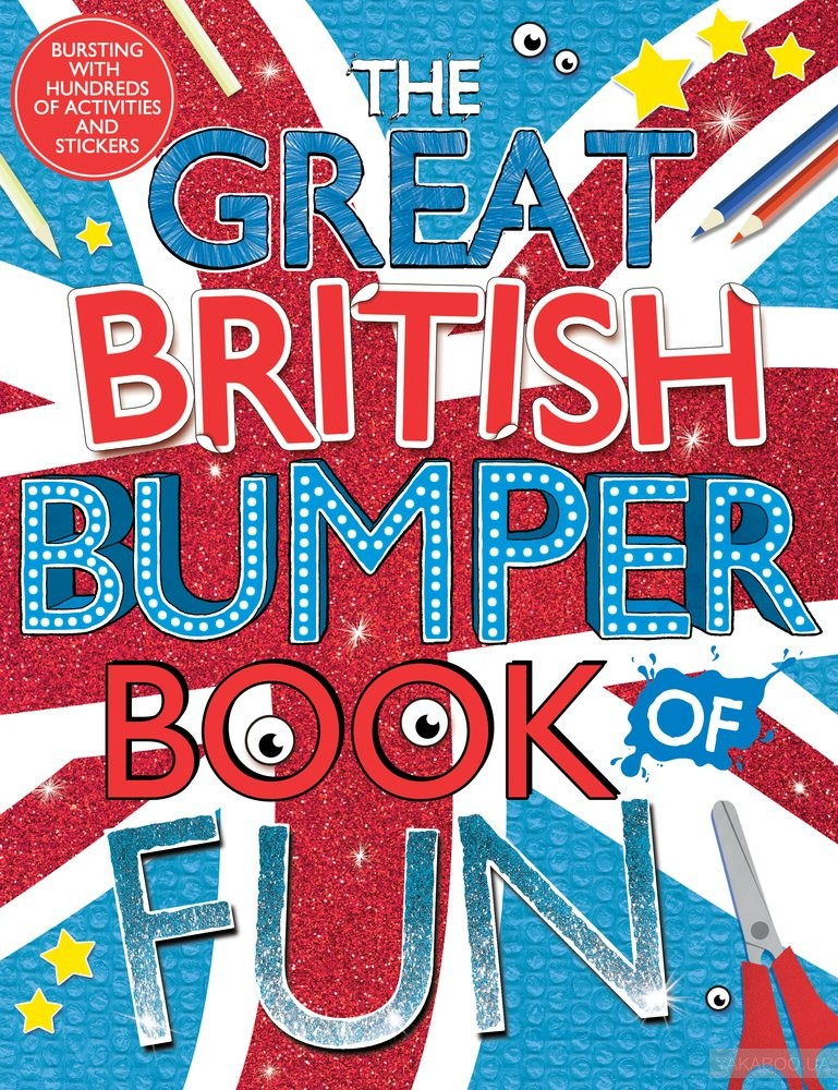 The Great British: Bumper Book of Fun фото