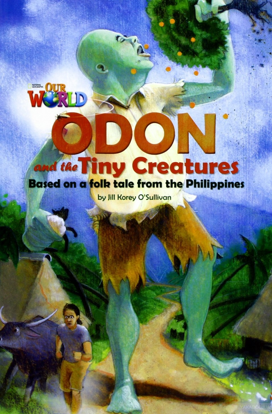 Odon and the Tiny Creatures