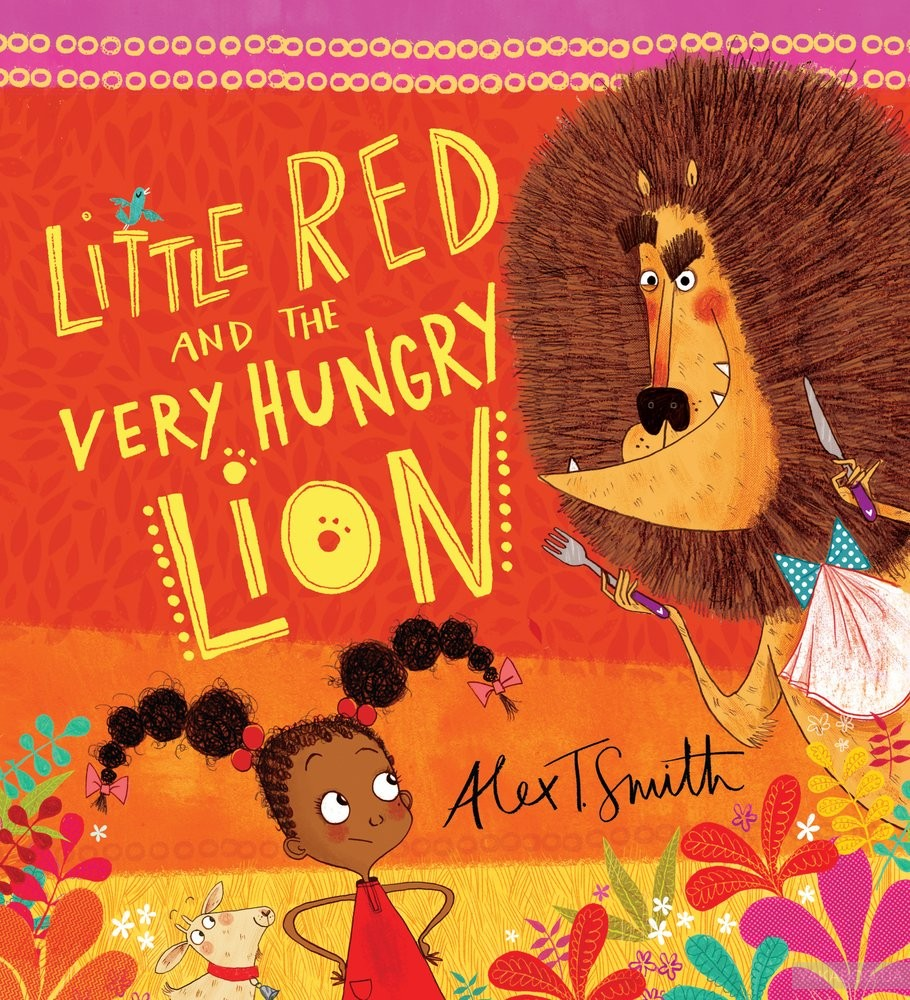Little Red and the Very Hungry Lion фото