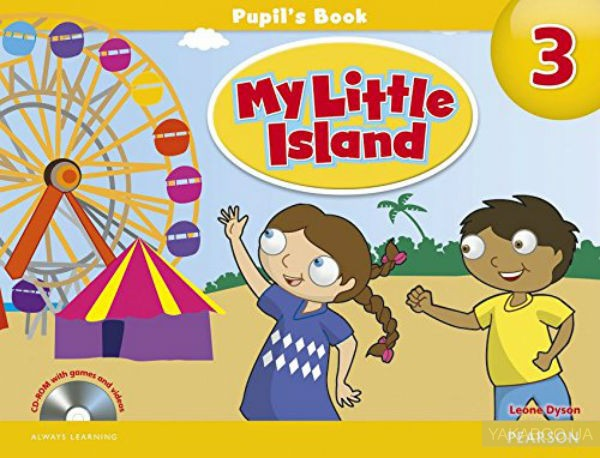 My Little Island 3 Student&# 039;s Book with CD-ROM