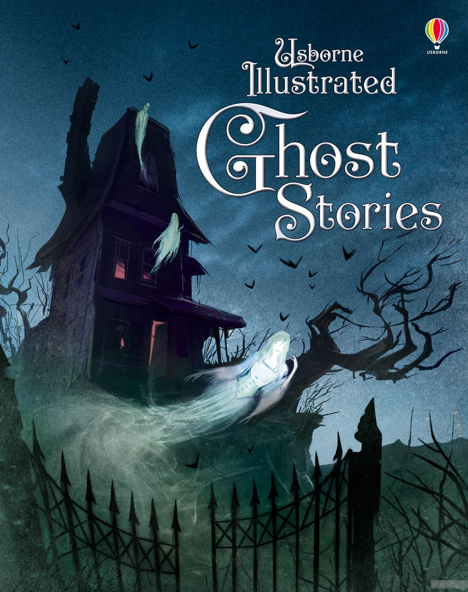Illustrated Ghost Stories фото