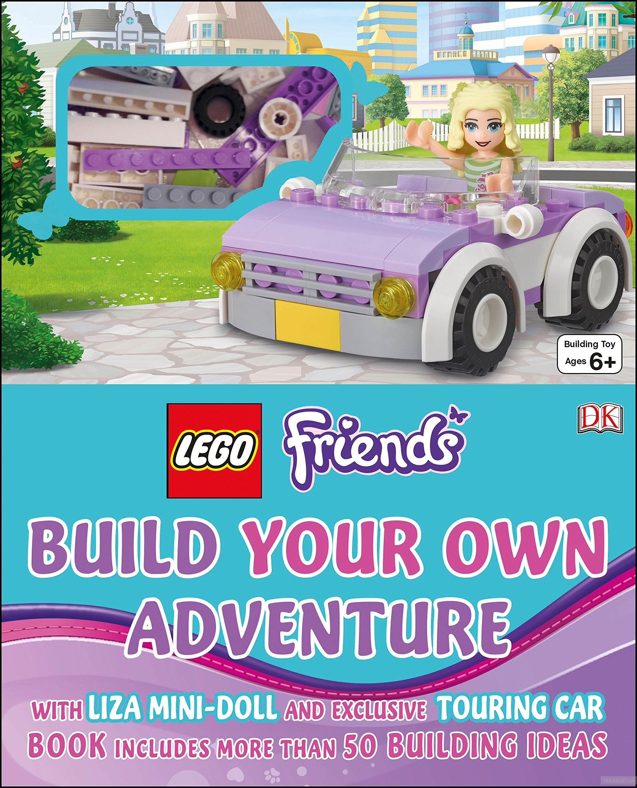 Lego Friends: Build Your Own Adventure фото