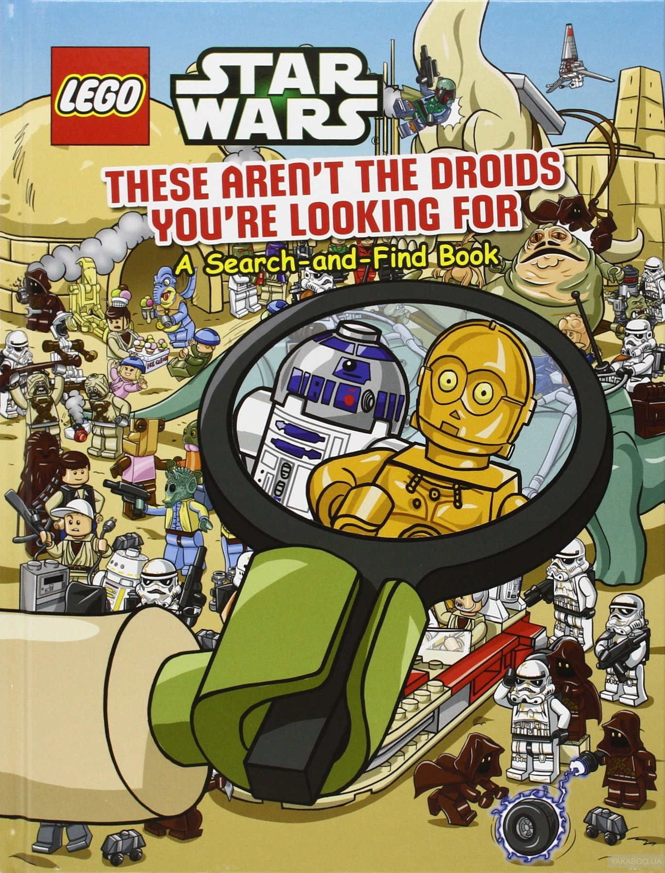 These Aren't the Droids You're Looking for - a Search-and-Find Book фото