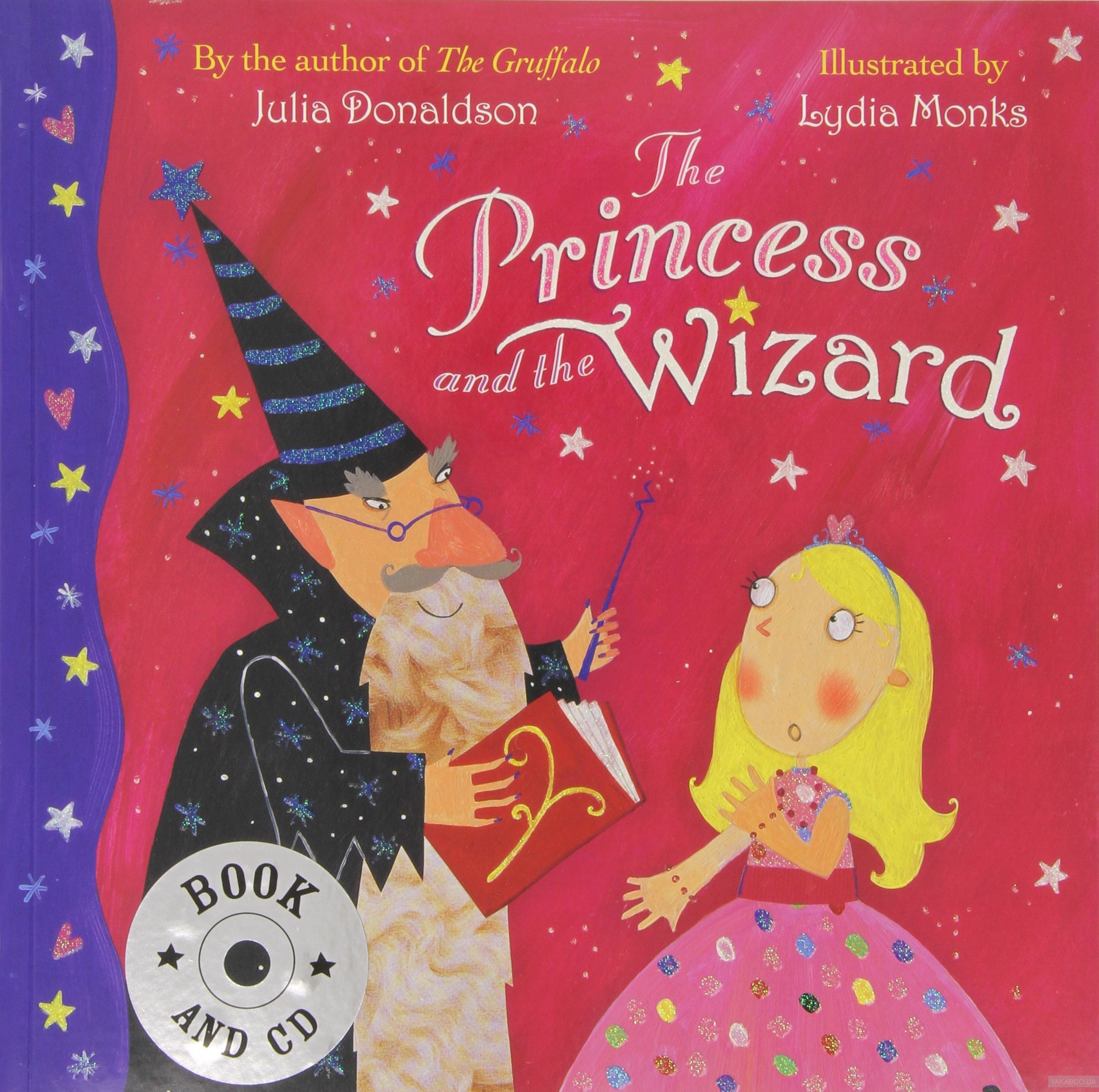 The Princess and the Wizard (Book and CD Pack)
