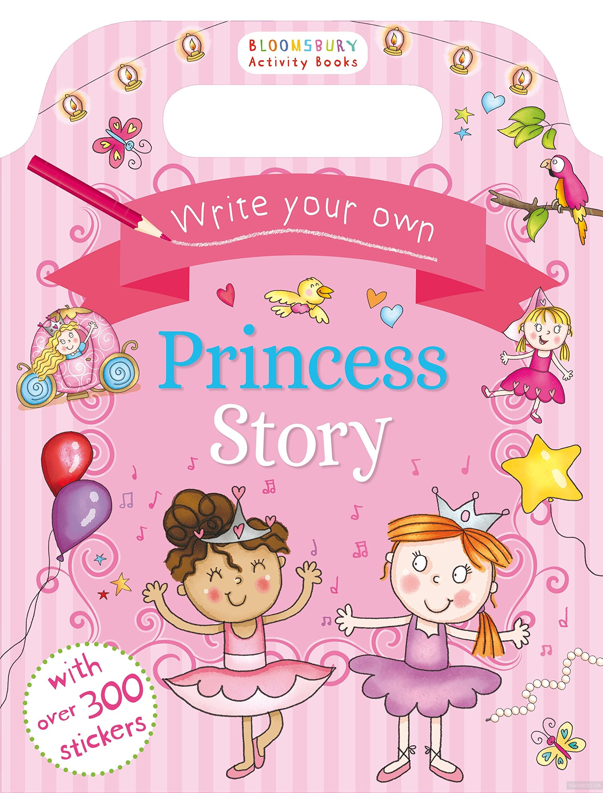 Write Your Own Princess Story фото