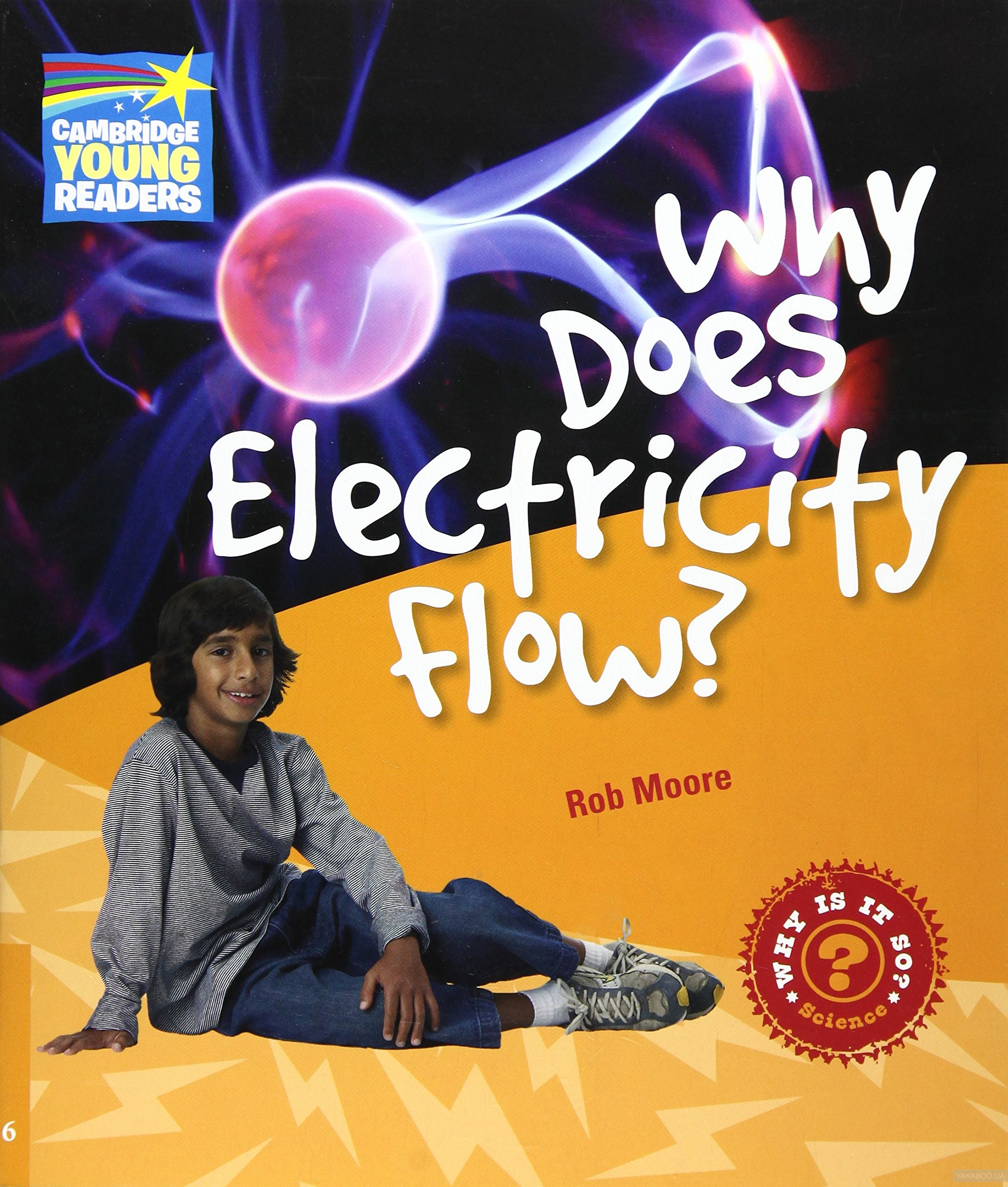 Why Does Electricity Flow? Level 6