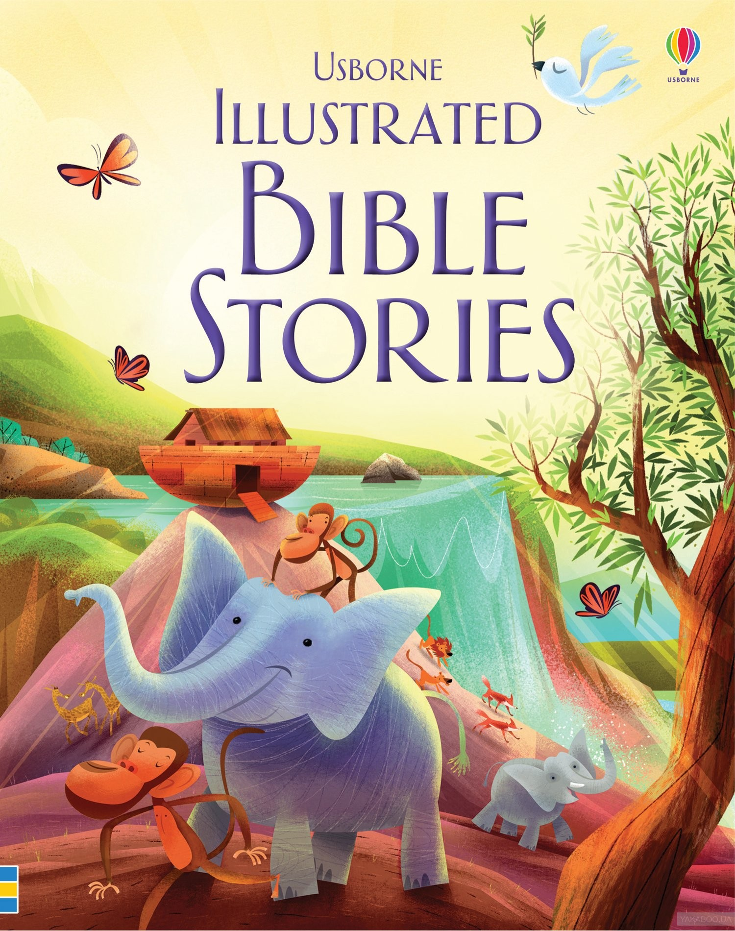 Illustrated Bible stories фото