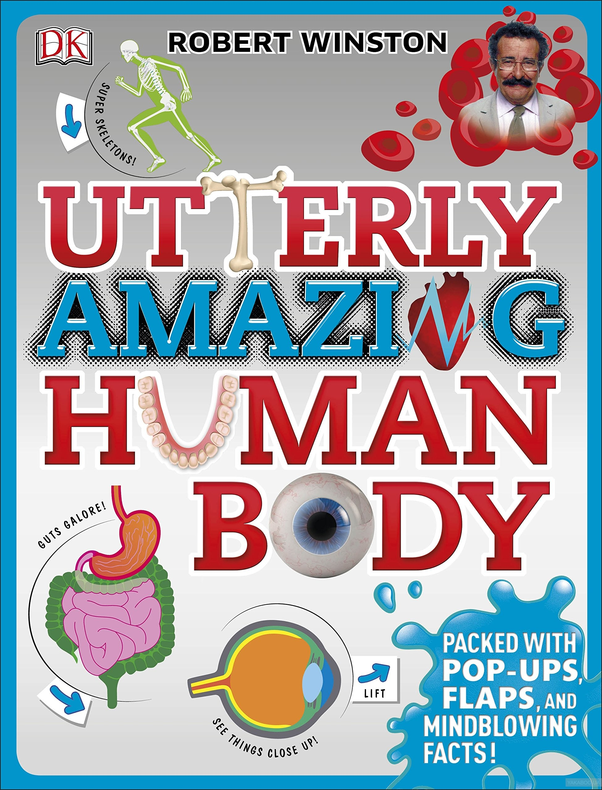 Utterly Amazing Human Body