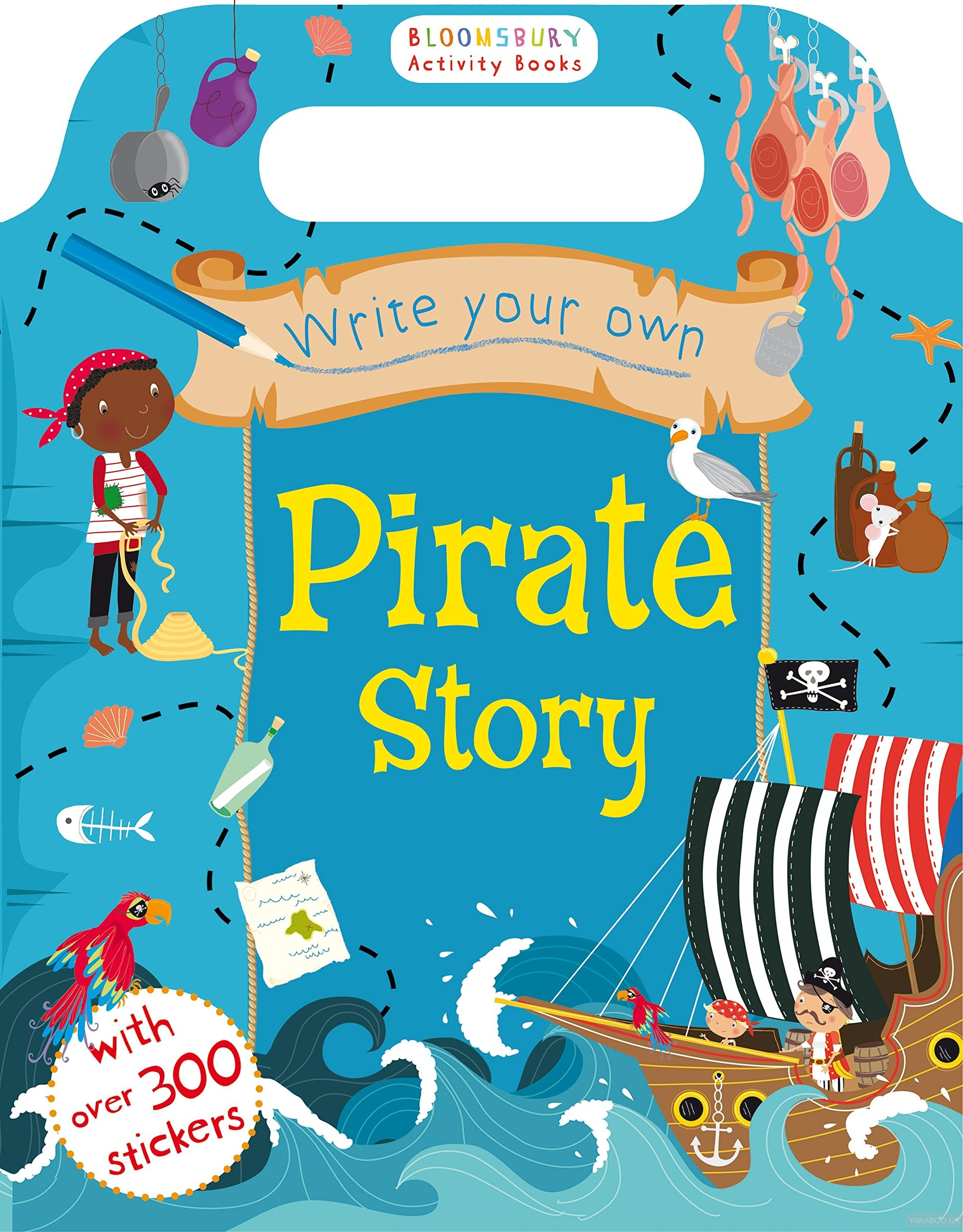 Write Your Own Pirate Story фото