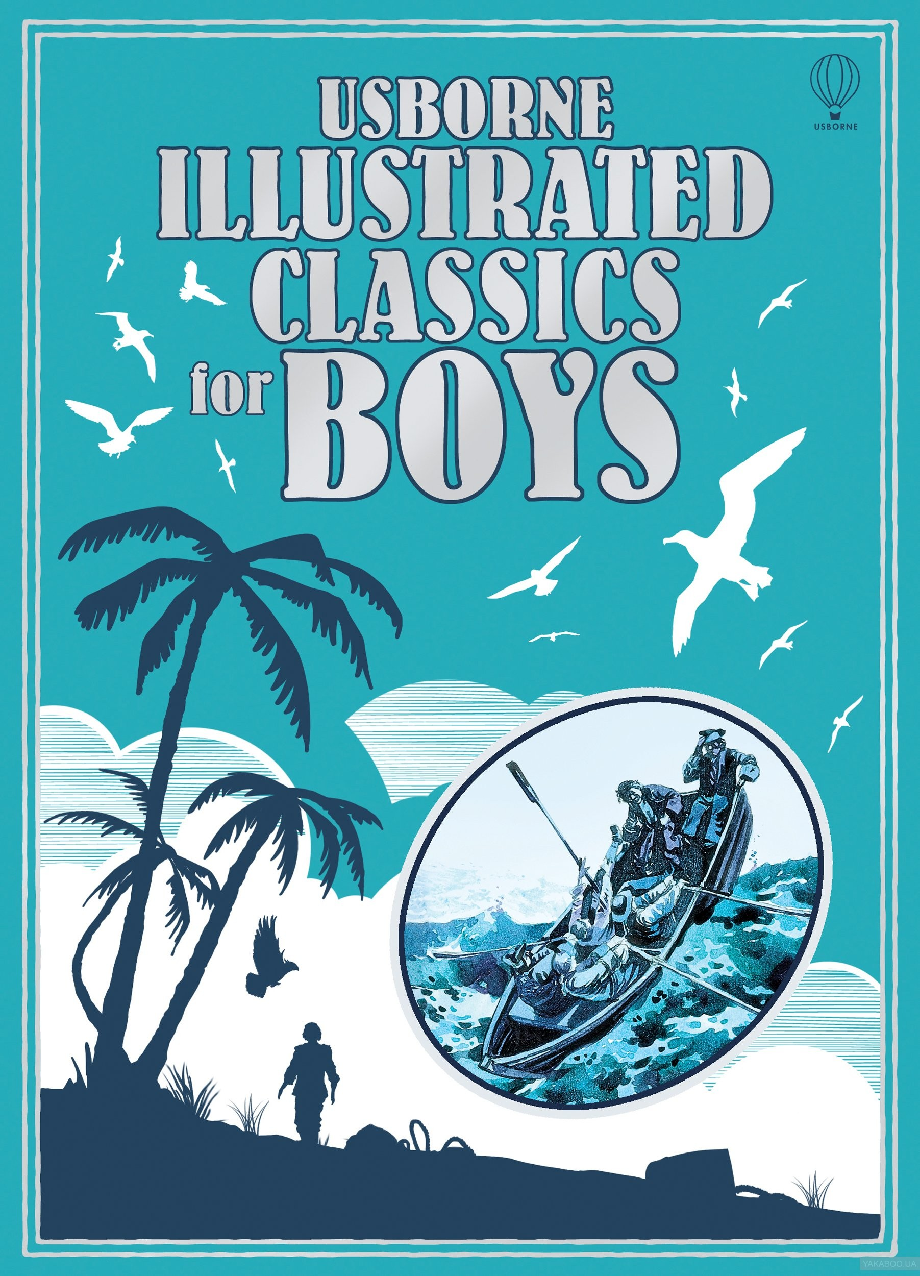 Illustrated Classics for Boys фото