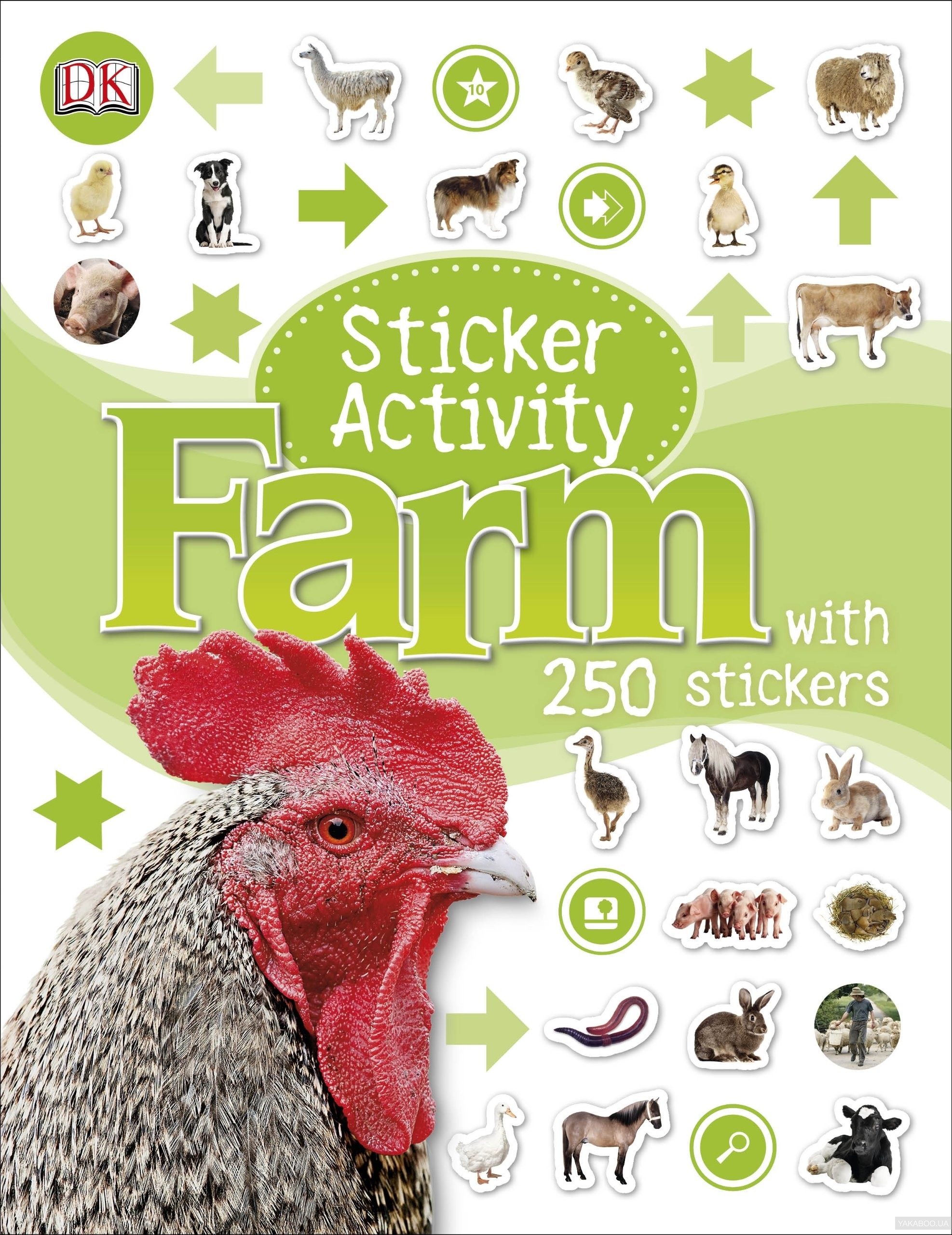 Sticker Activity: Farm фото