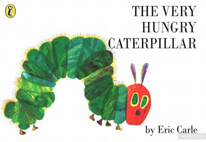 The Very Hungry Caterpillar фото