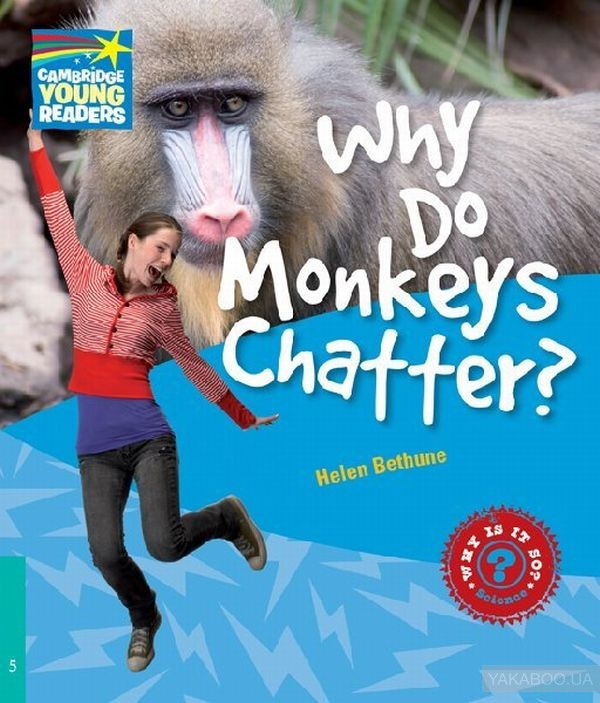 Why Do Monkeys Chatter? Level 5