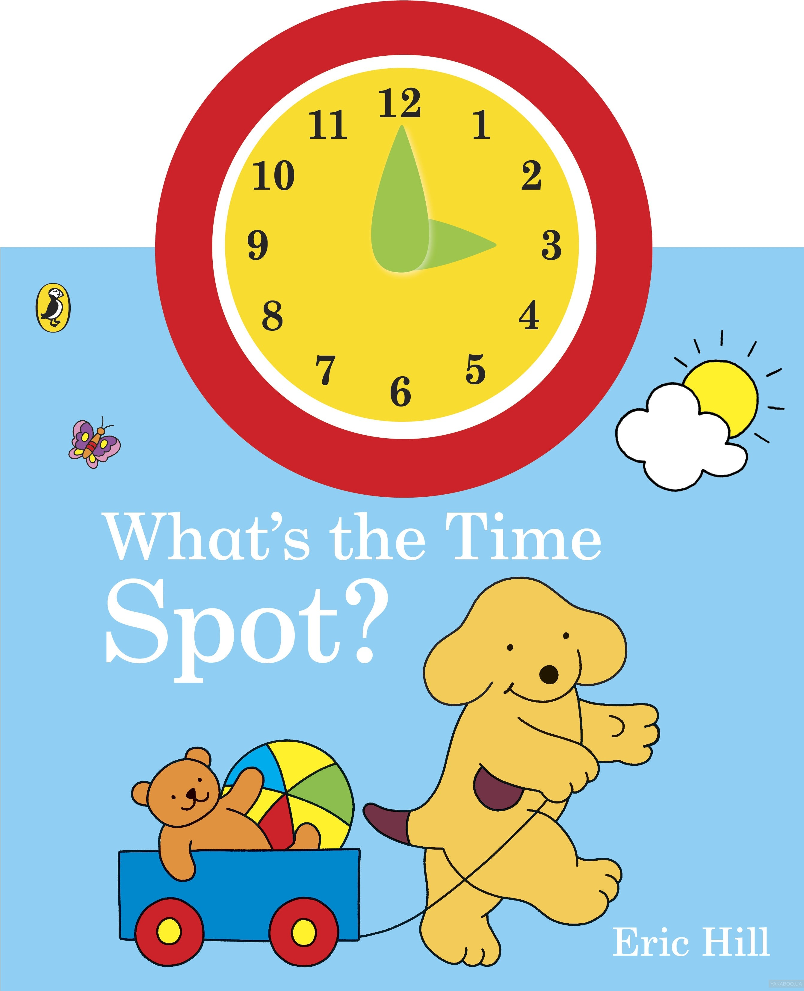 What&# 039;s the Time Spot?