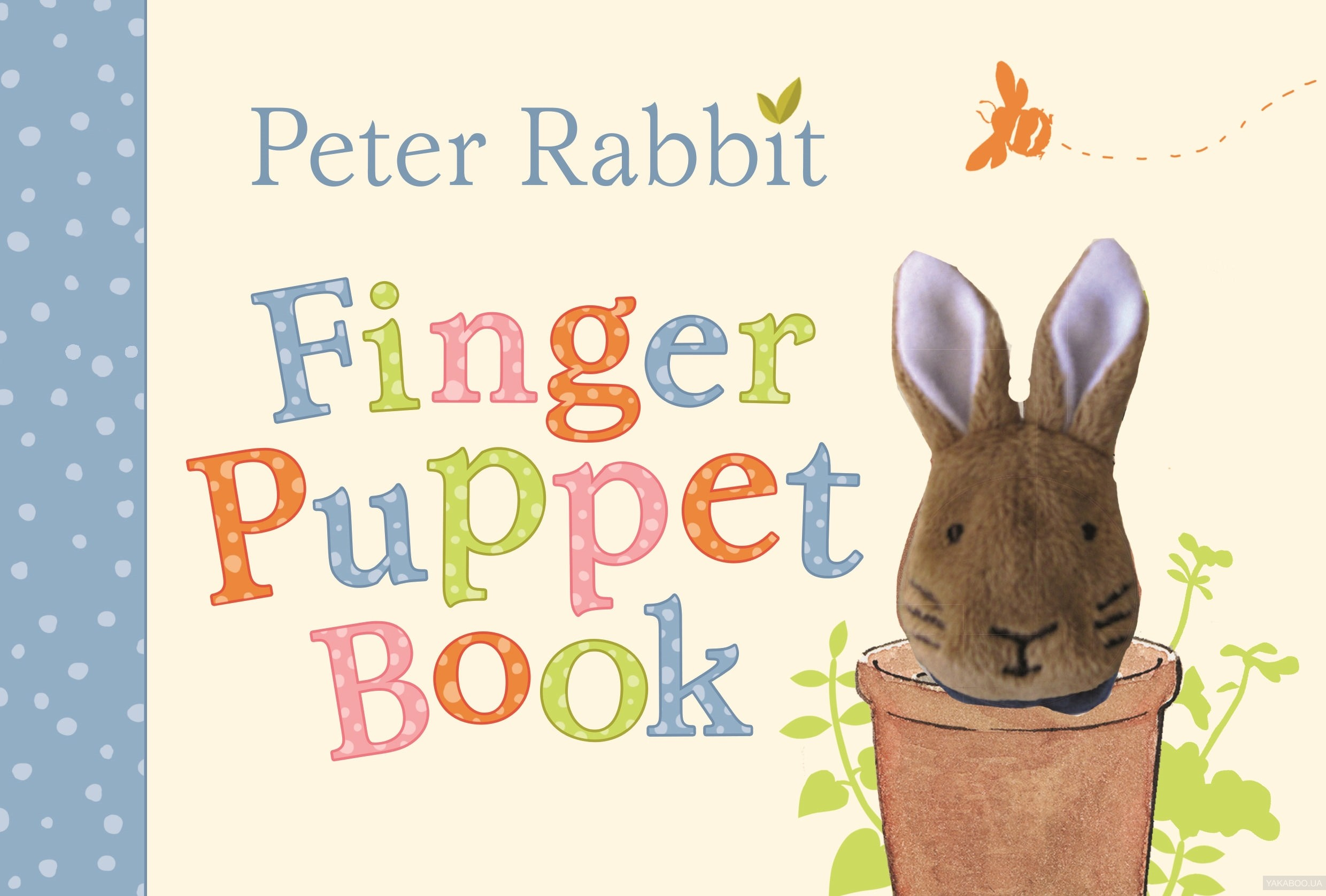 Peter Rabbit Finger Puppet Book фото