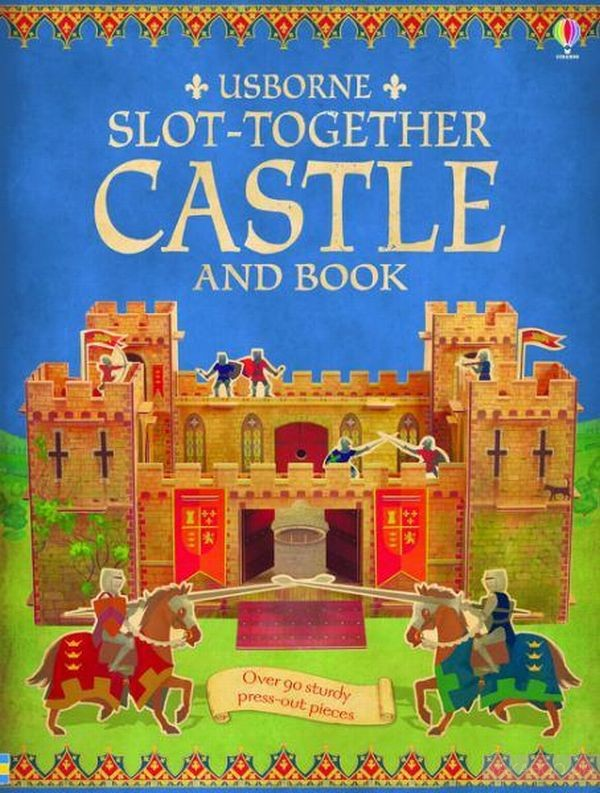Slot Together Castle фото