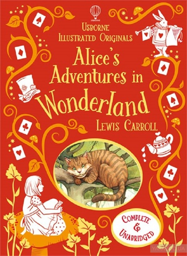 Alice's Adventures in Wonderland (Illustrated Originals)