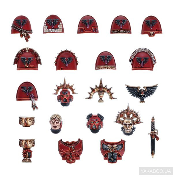 ����� ������� Games Workshop Warhammer 40,000 Blood Angels Upgrade Pack (99070101013)
