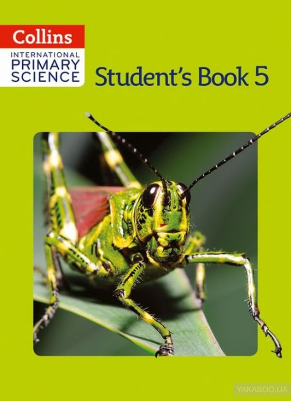 Collins International Primary Science. Student's Book 5 фото