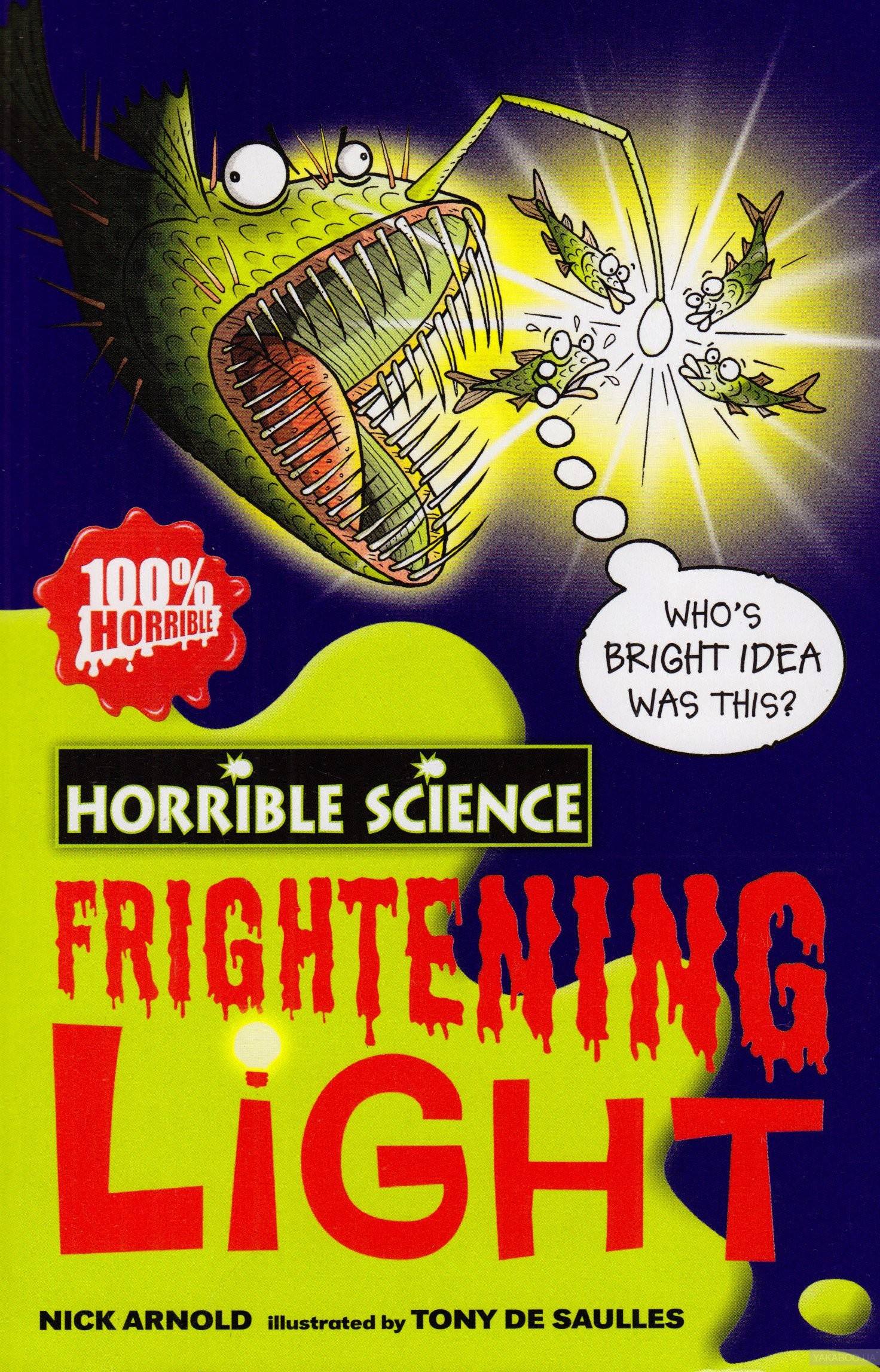 Frightening Light