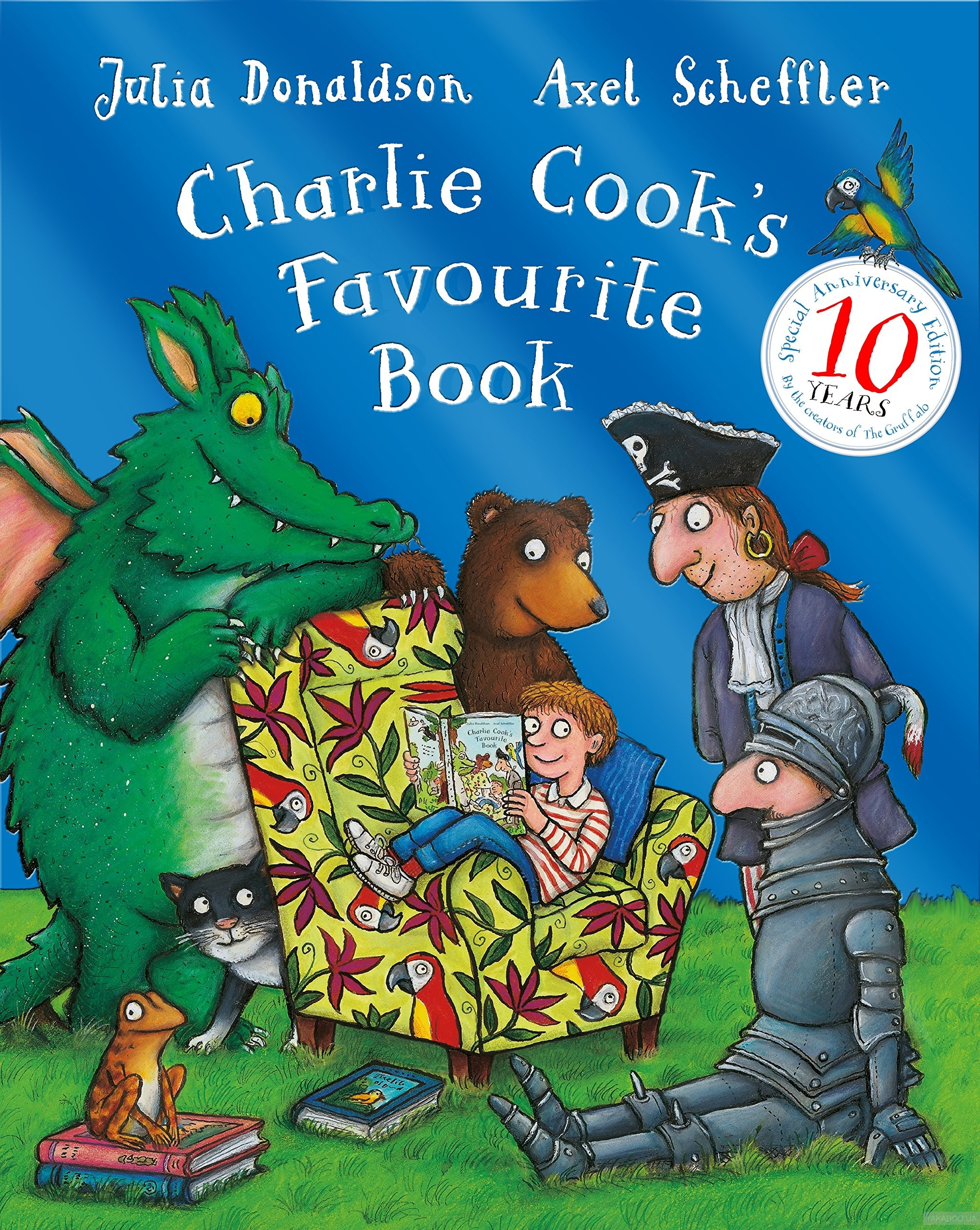 Charlie Cooks Favourite Book фото