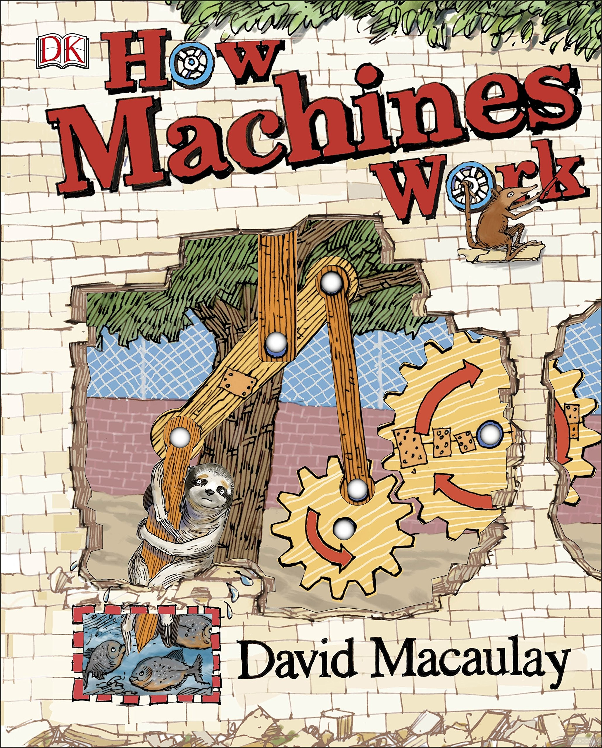 How Machines Work : Zoo Break!