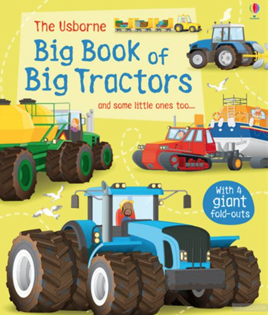Big Book of Big Tractors