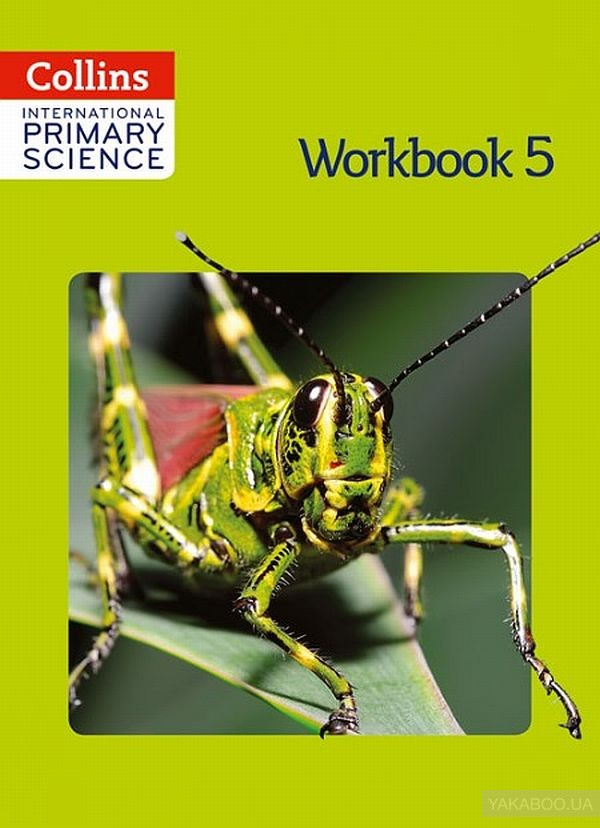 Collins International Primary Science. Workbook 5