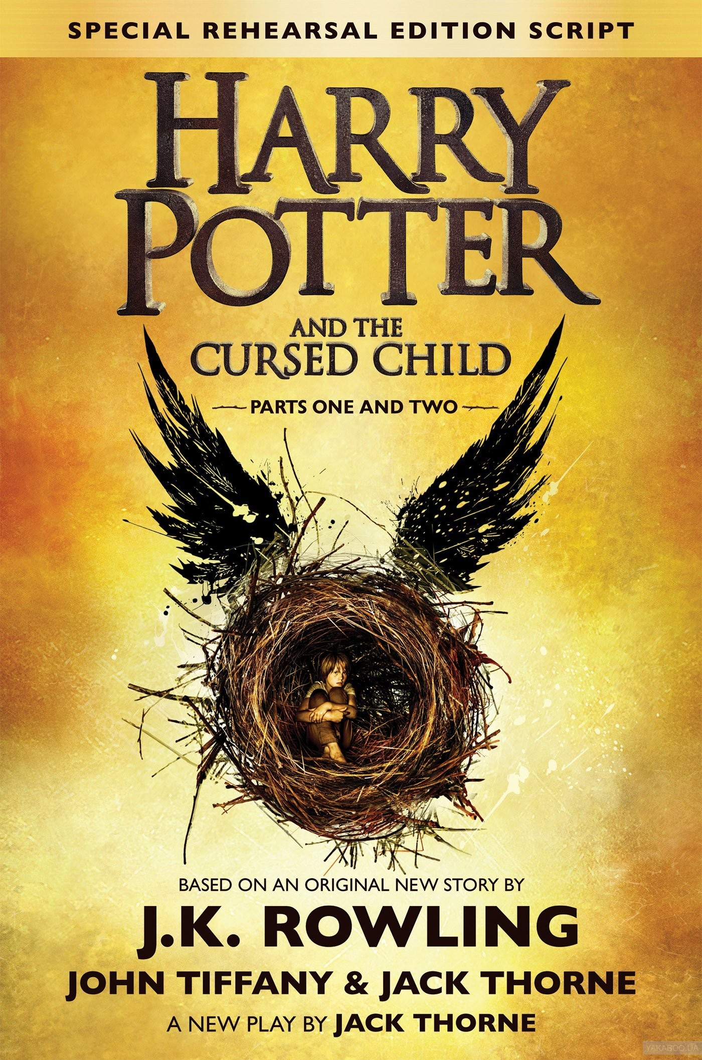 Harry Potter and the Cursed Child фото