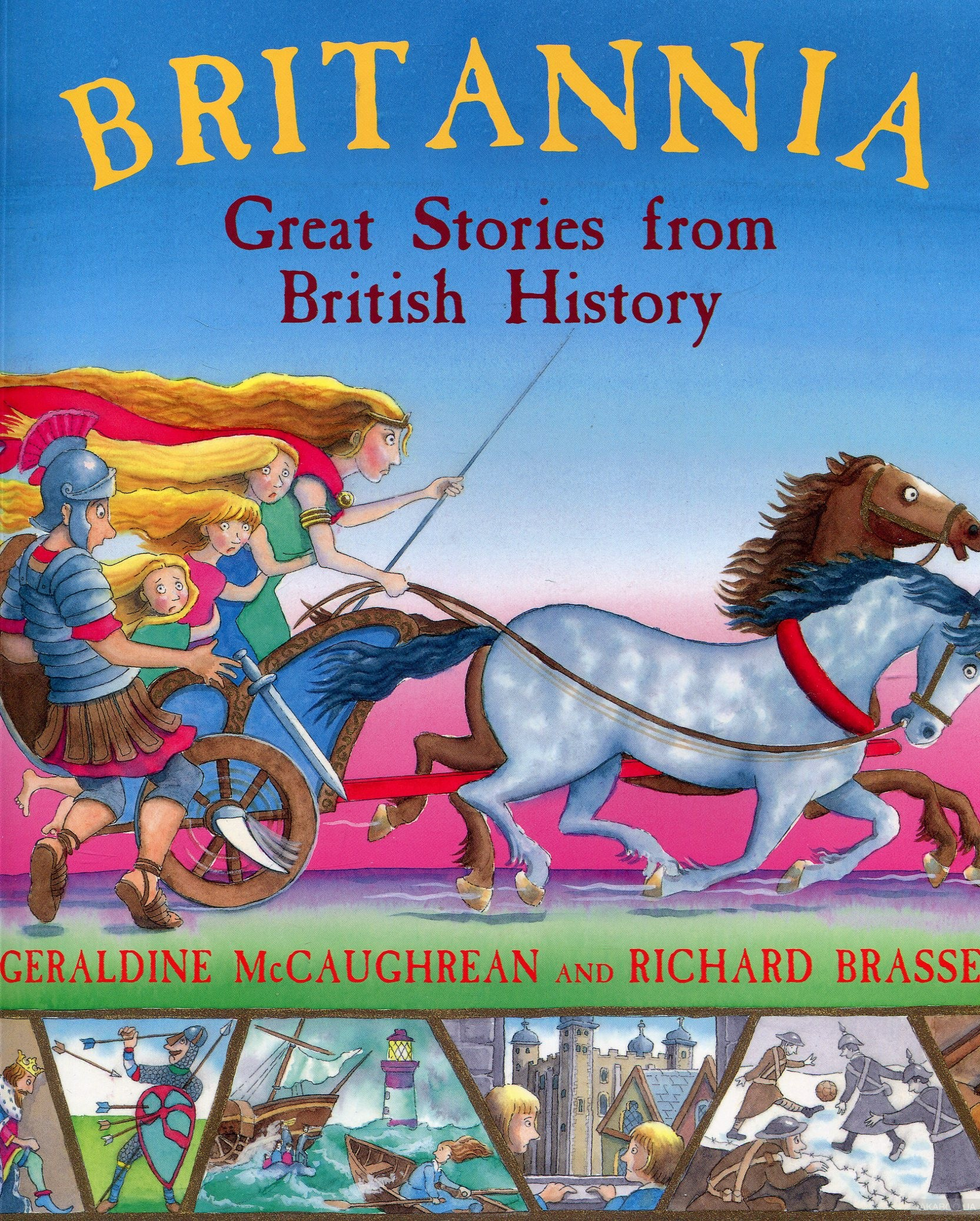 Britannia. Great Stories from British History фото