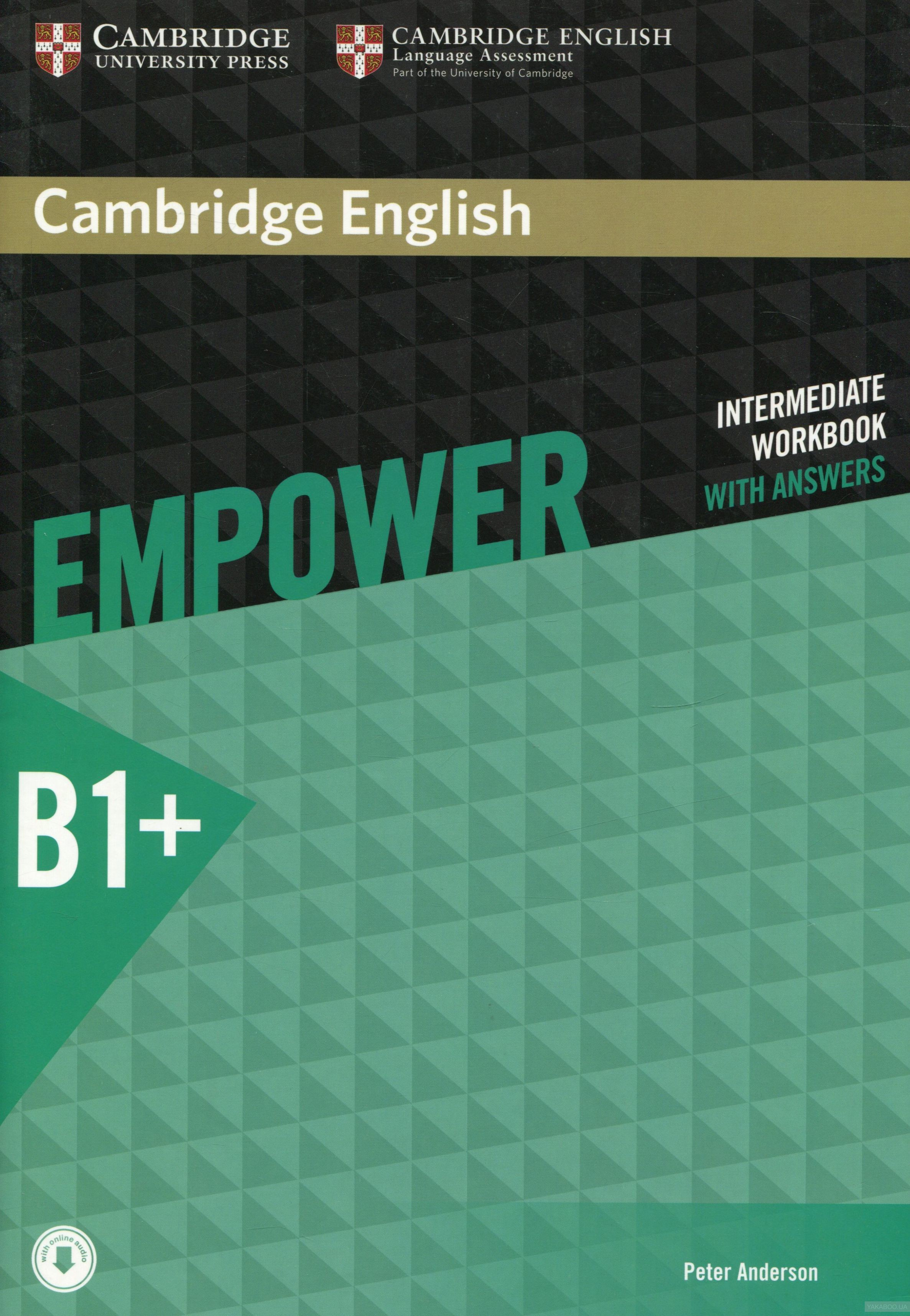 Cambridge English Empower B1+. Intermediate Worlbook ( + answers)