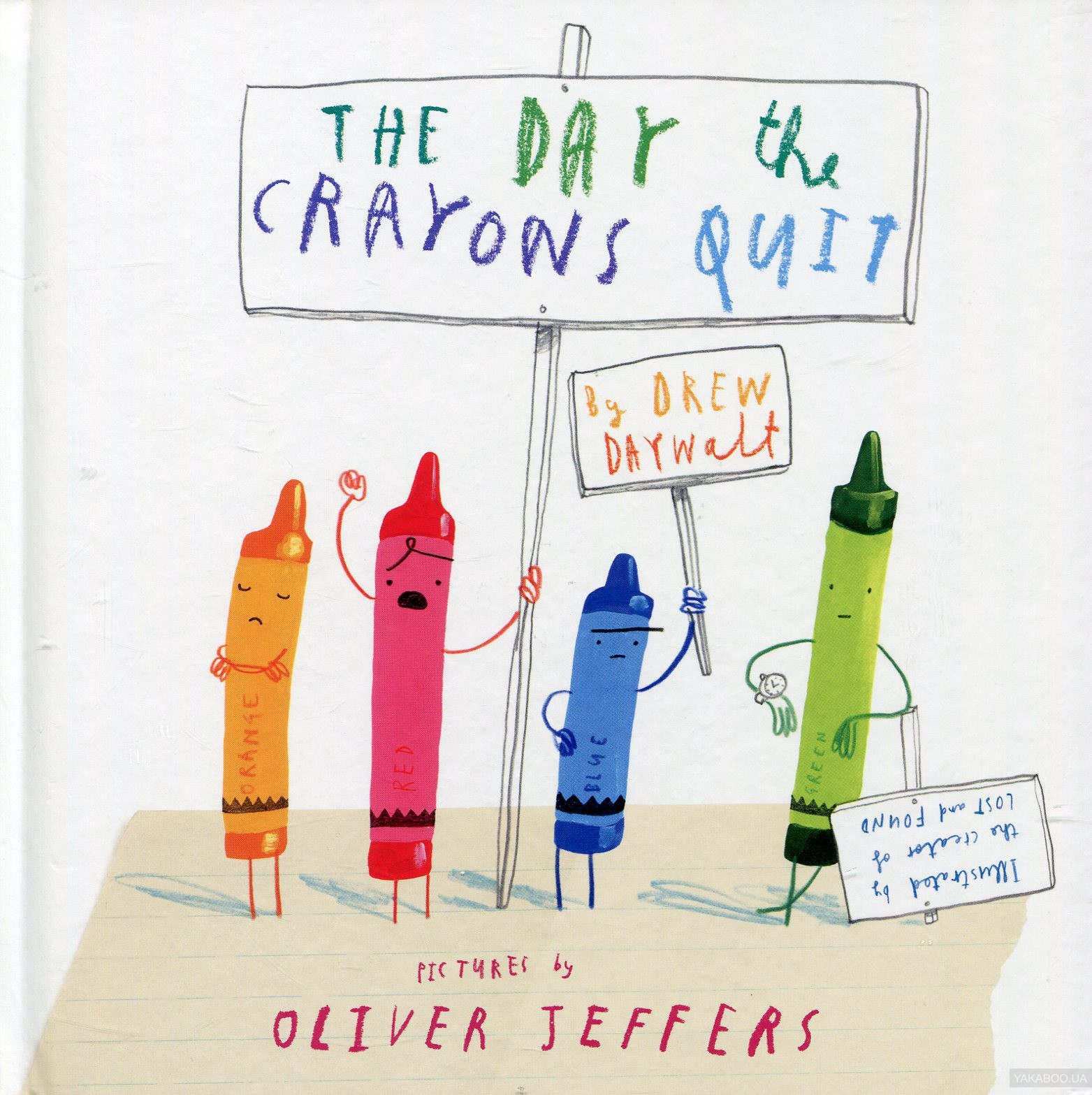 The Day the Crayons Quit фото