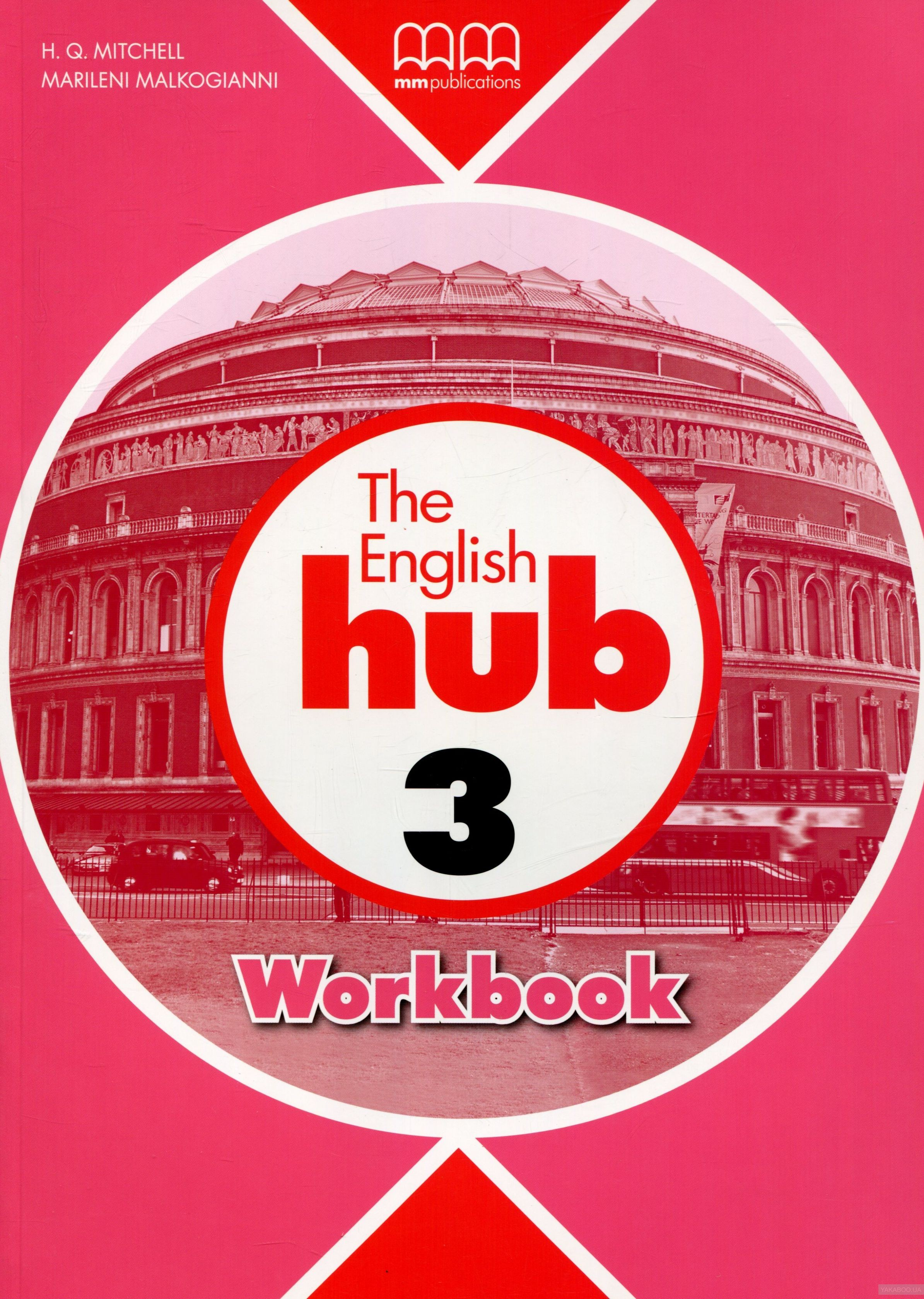 English Hub 3. Workbook