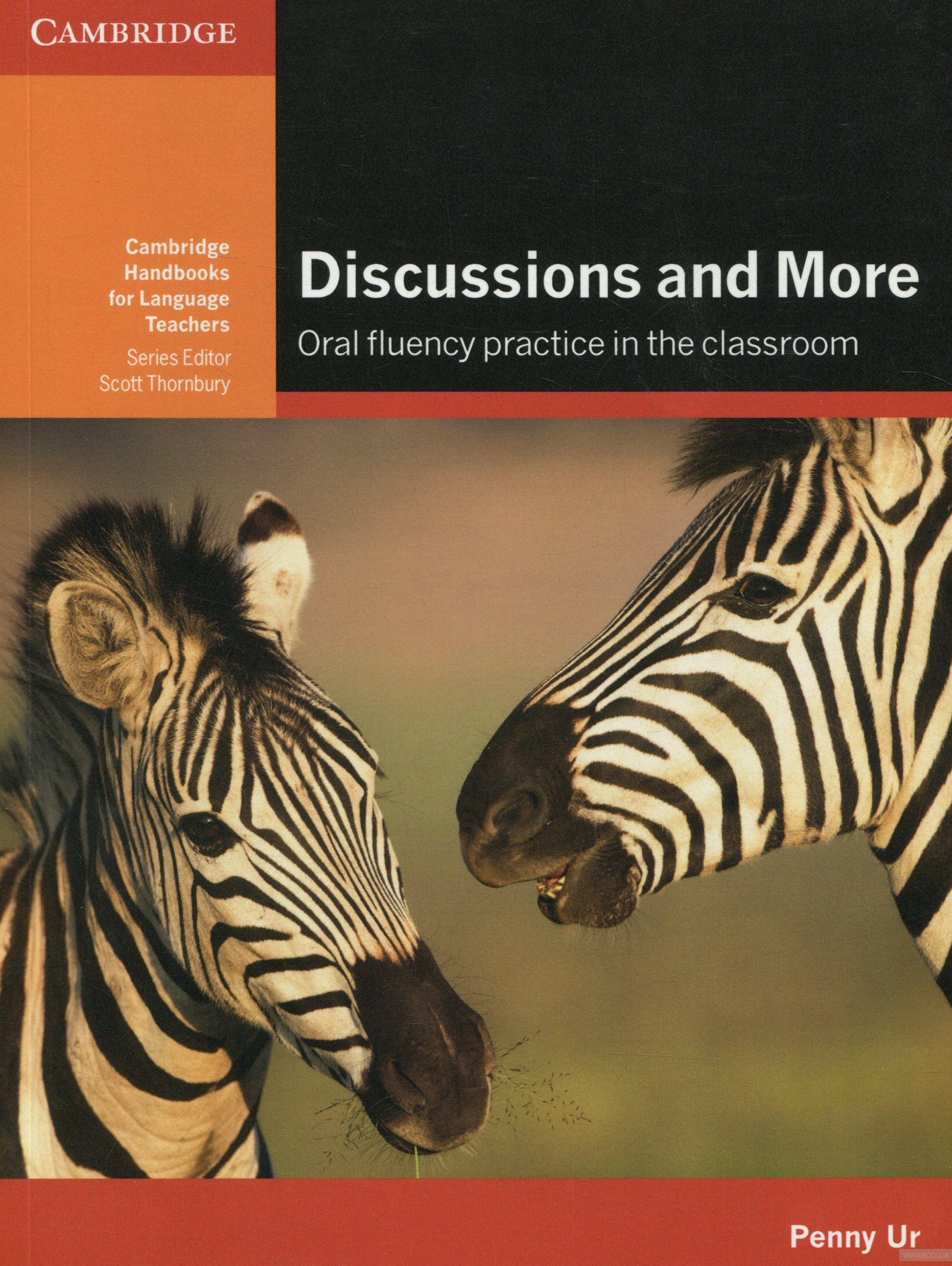 Discussions and More. Oral Fluency Practice in the Classroom