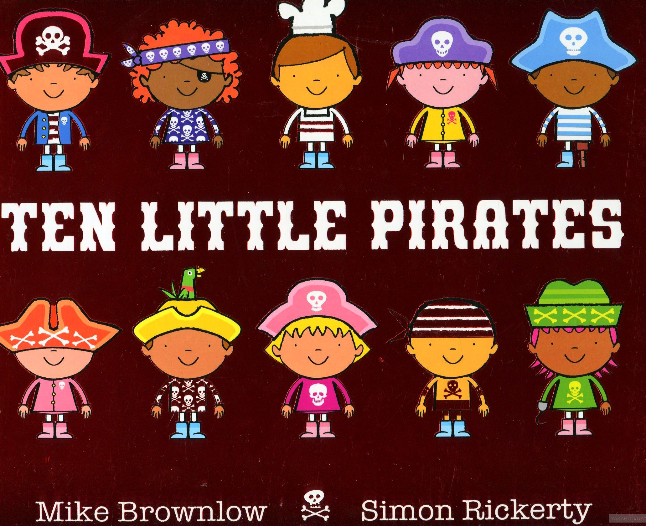 Ten Little Pirates фото