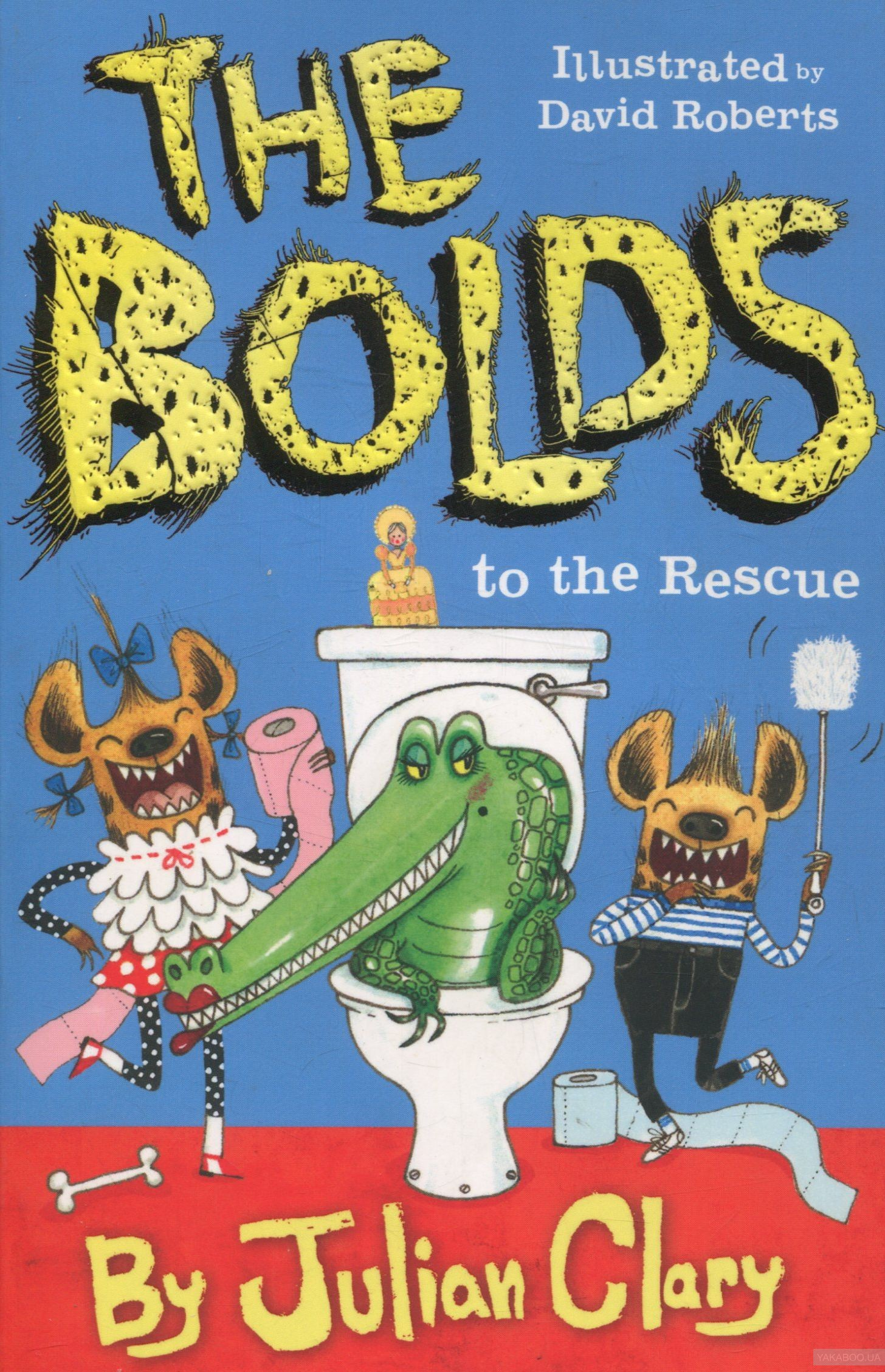 The Bolds to the Rescue фото