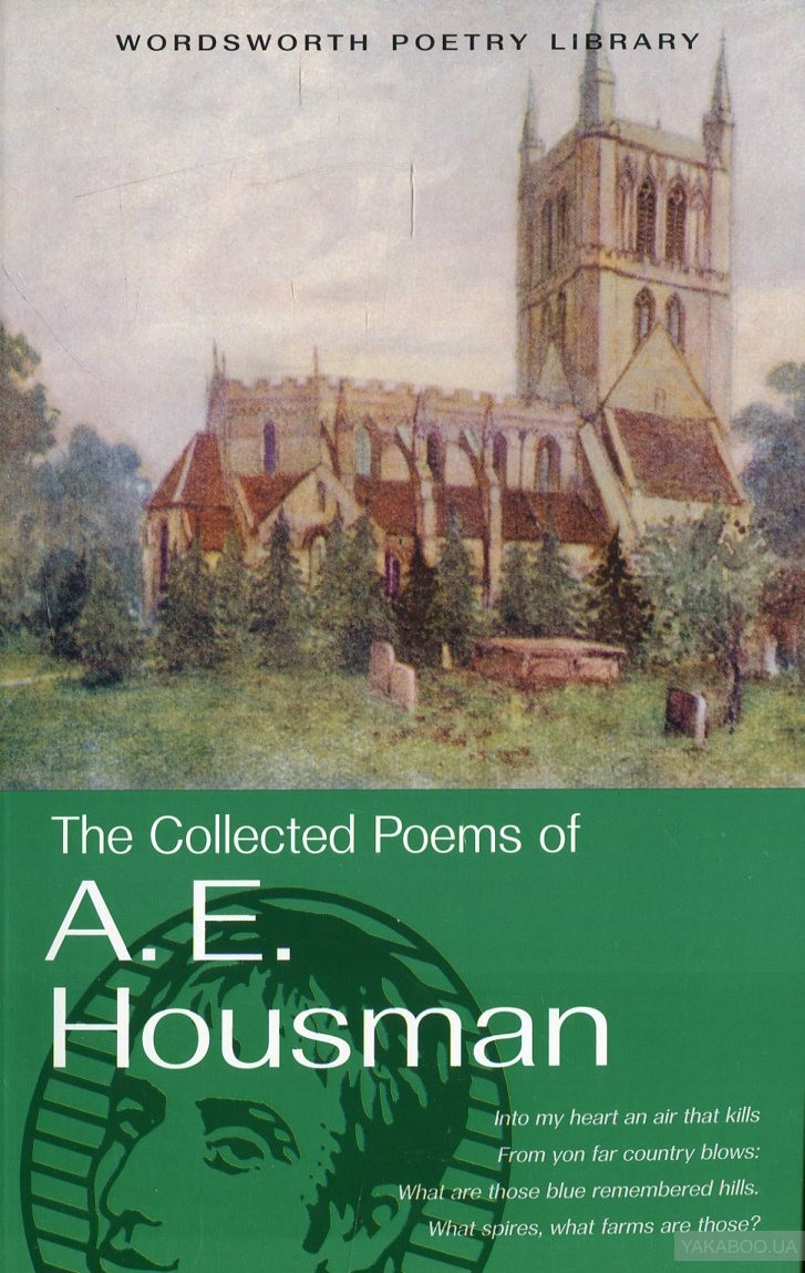 an analysis of the topic of the housman an english poet