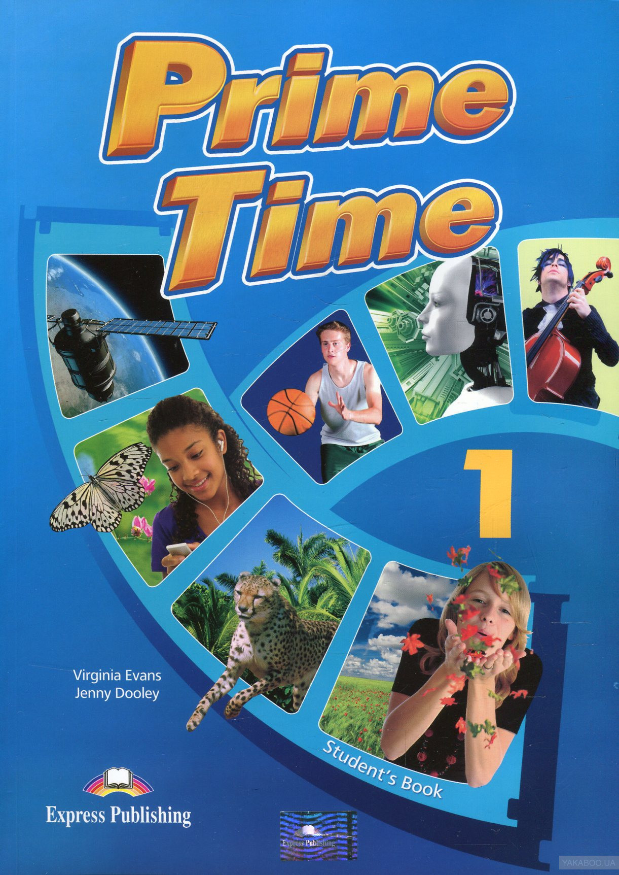 Prime Time 1 Student&# 039;s Book (+ CD-ROM)