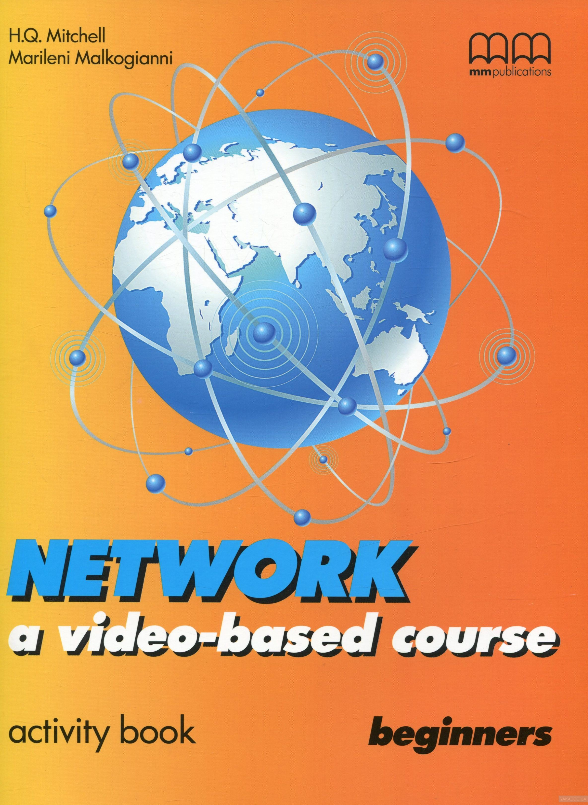 Network. A Video-based Course. Beginners. Activity Book