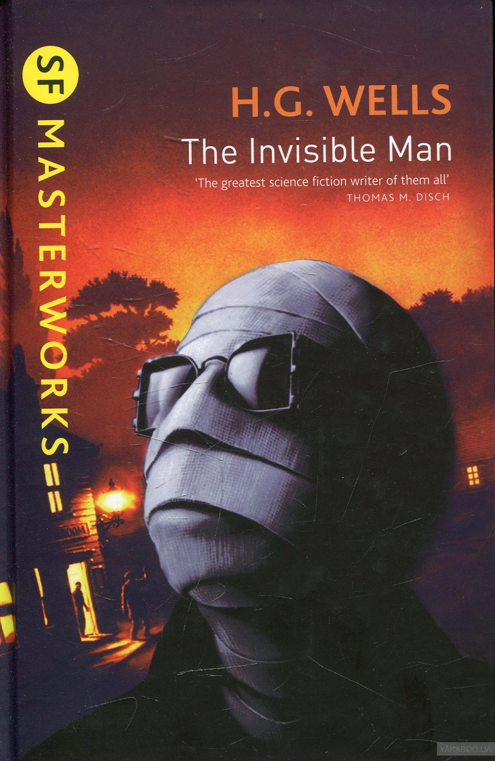 a review of the major characters of the story the invisible man