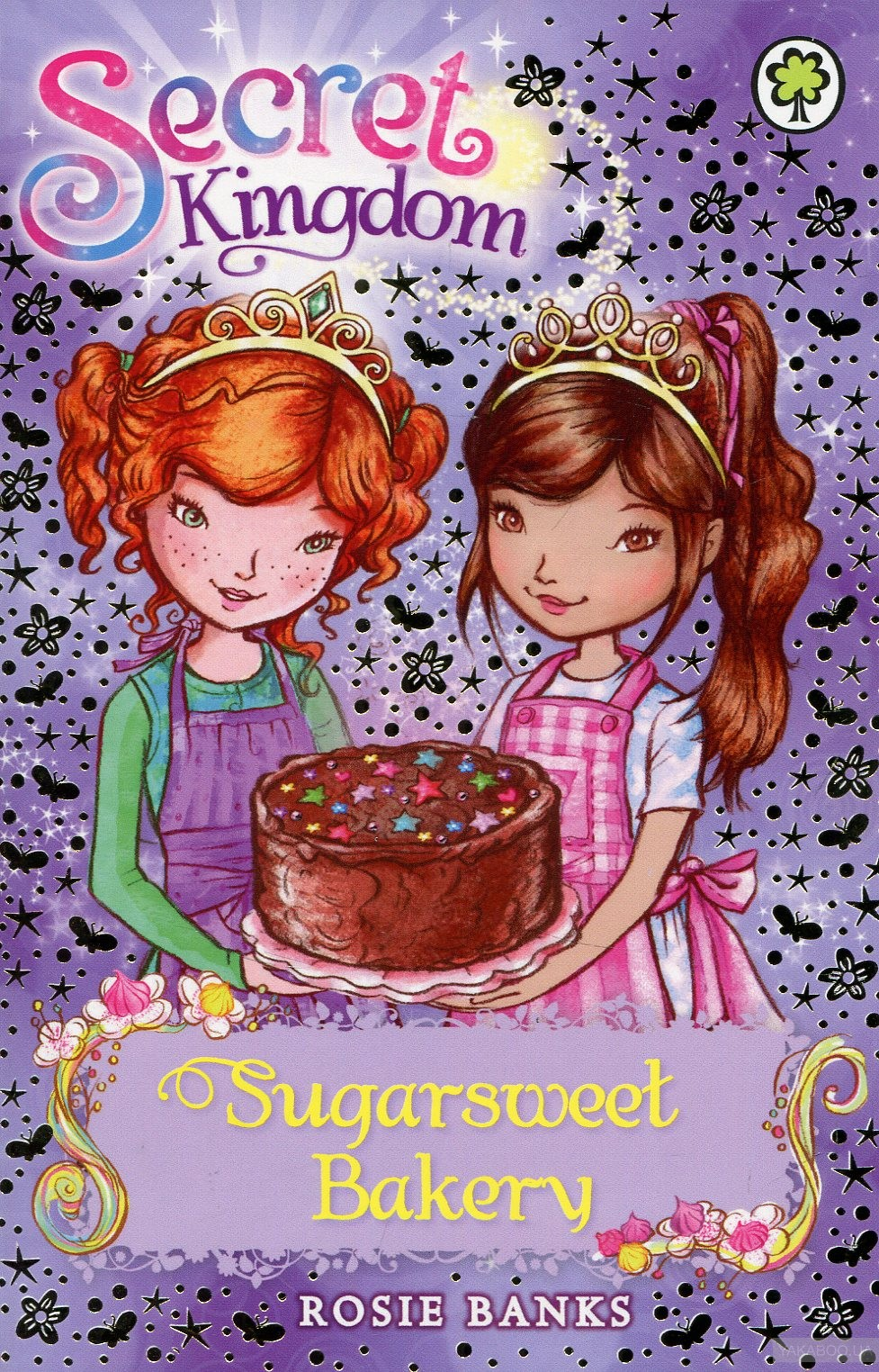 Sugarsweet Bakery: Book 8 (Secret Kingdom) фото