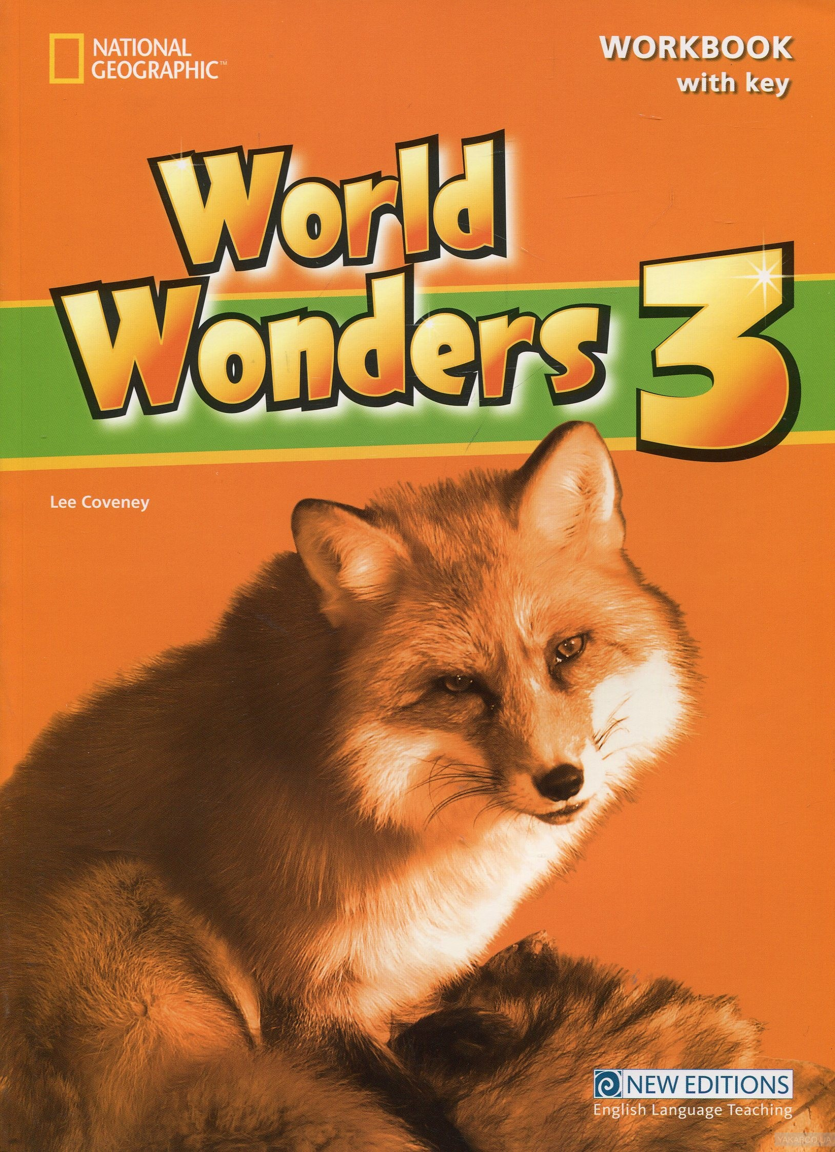 Ng Emea World Wonders 3 Workbook Wkey En
