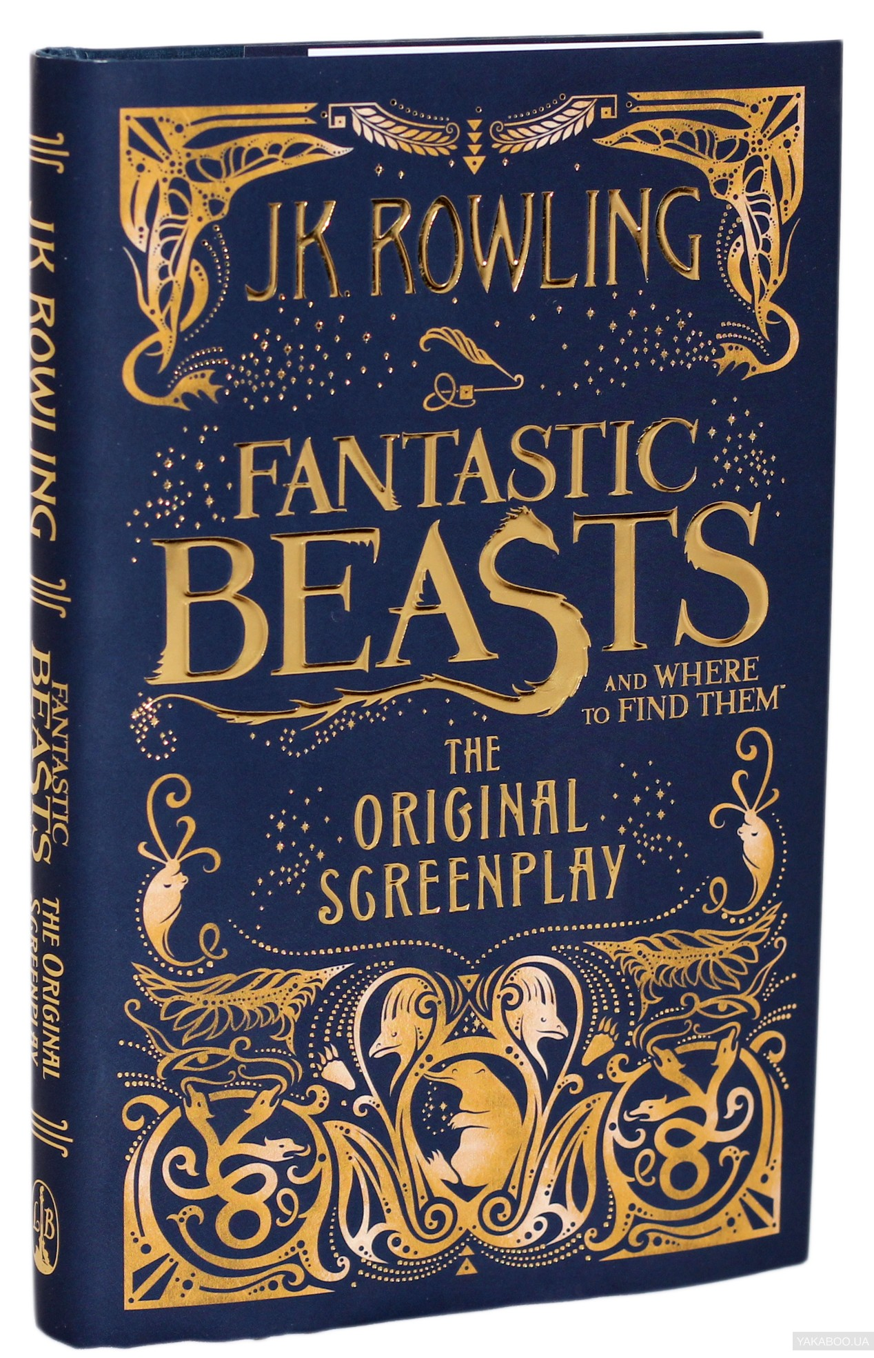 Fantastic Beasts and Where to Find Them: The Original Screenplay фото