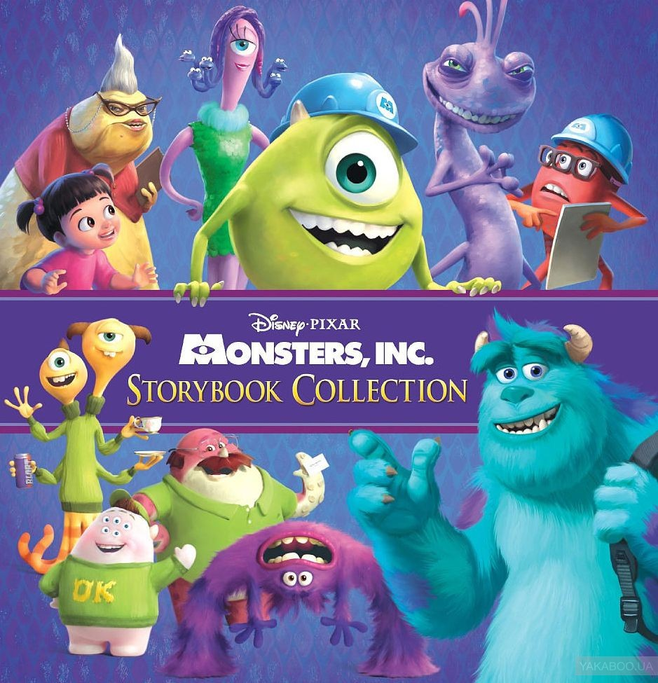 Monsters, Inc. Storybook Collection фото