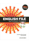 English File. Upper-intermediate. Student's Book (+ DVD-ROM)
